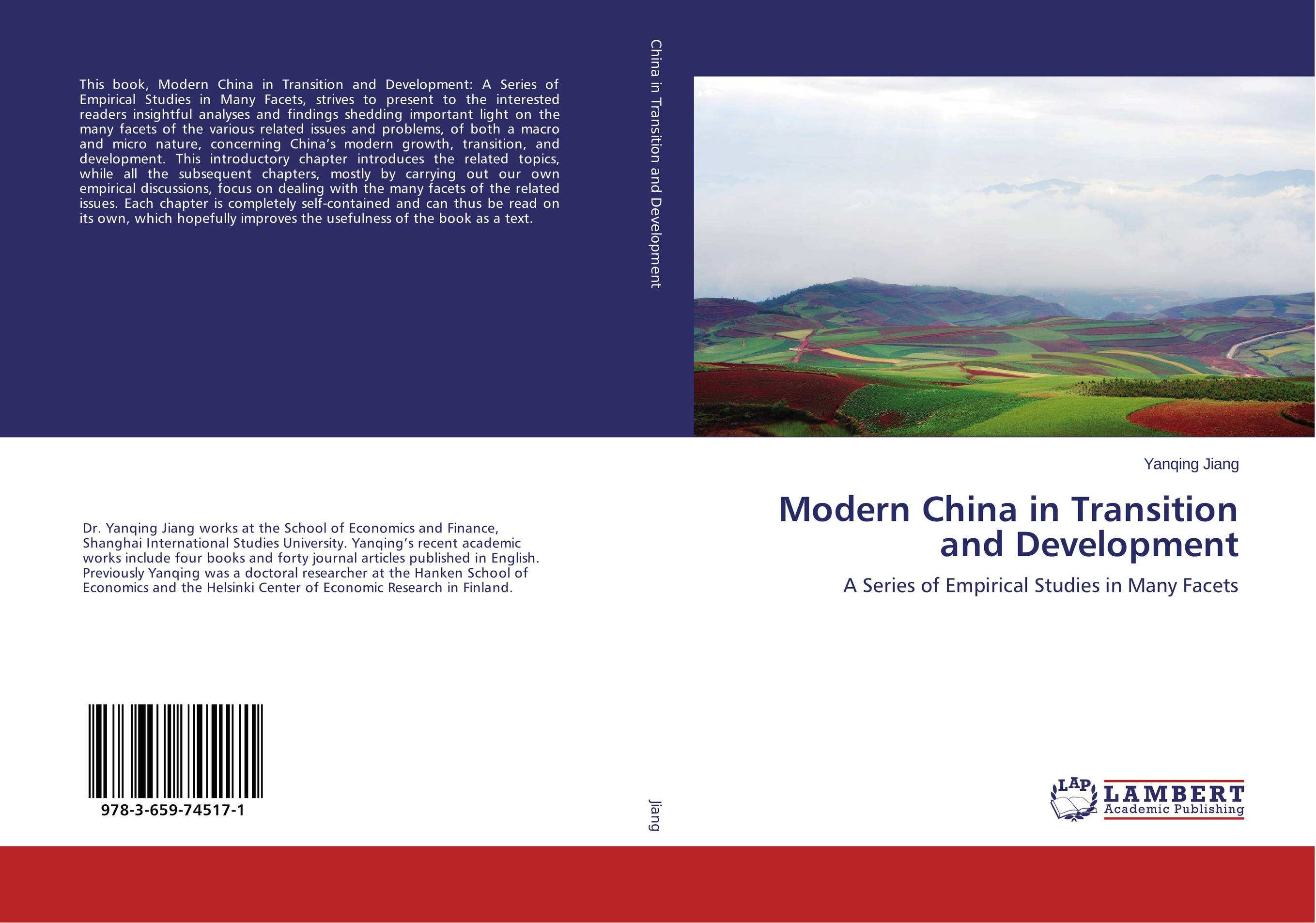 Modern China in Transition and Development 12 facets of a crystal