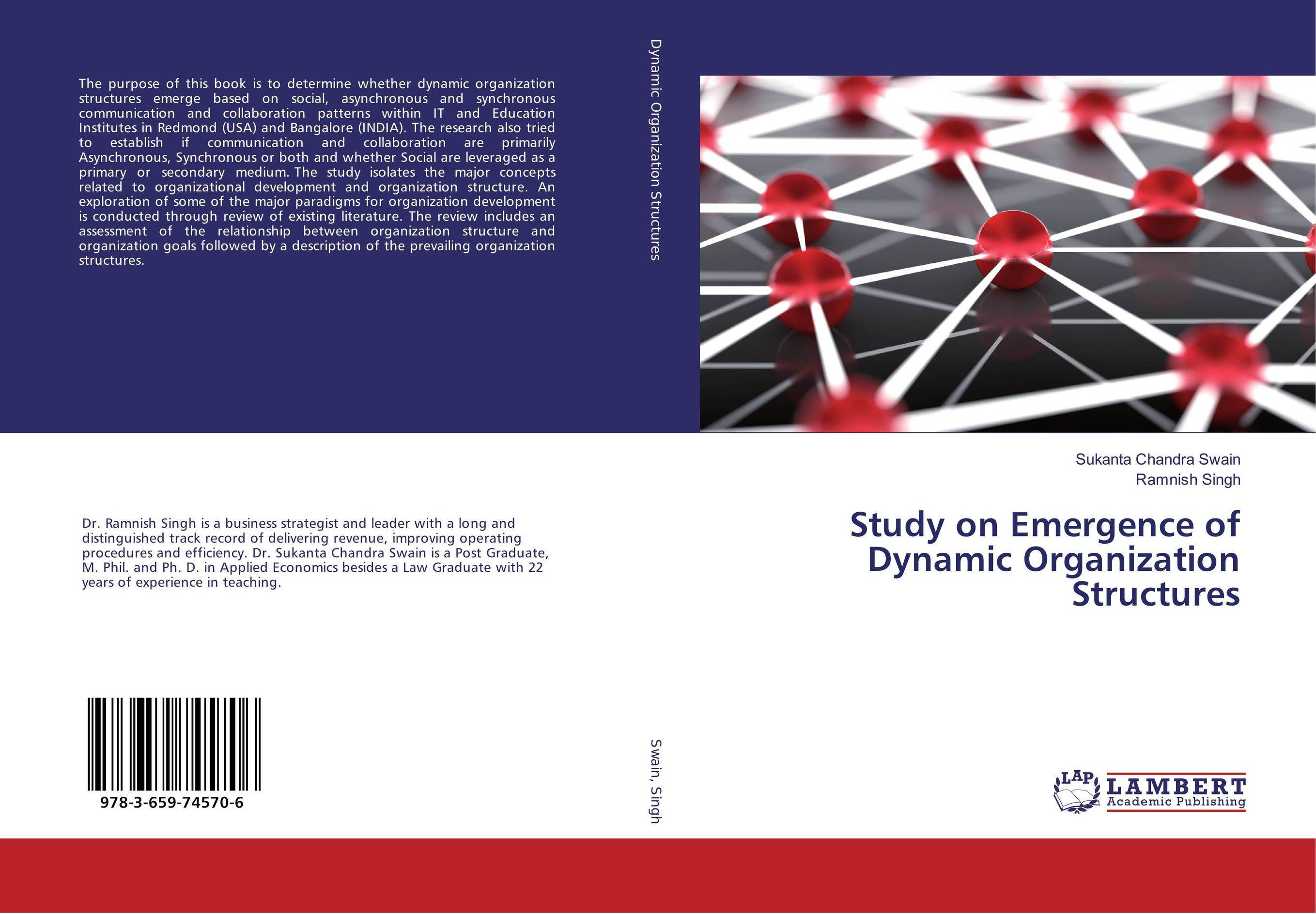 Study on Emergence of Dynamic Organization Structures silent spill – the organization of an industrial crisis