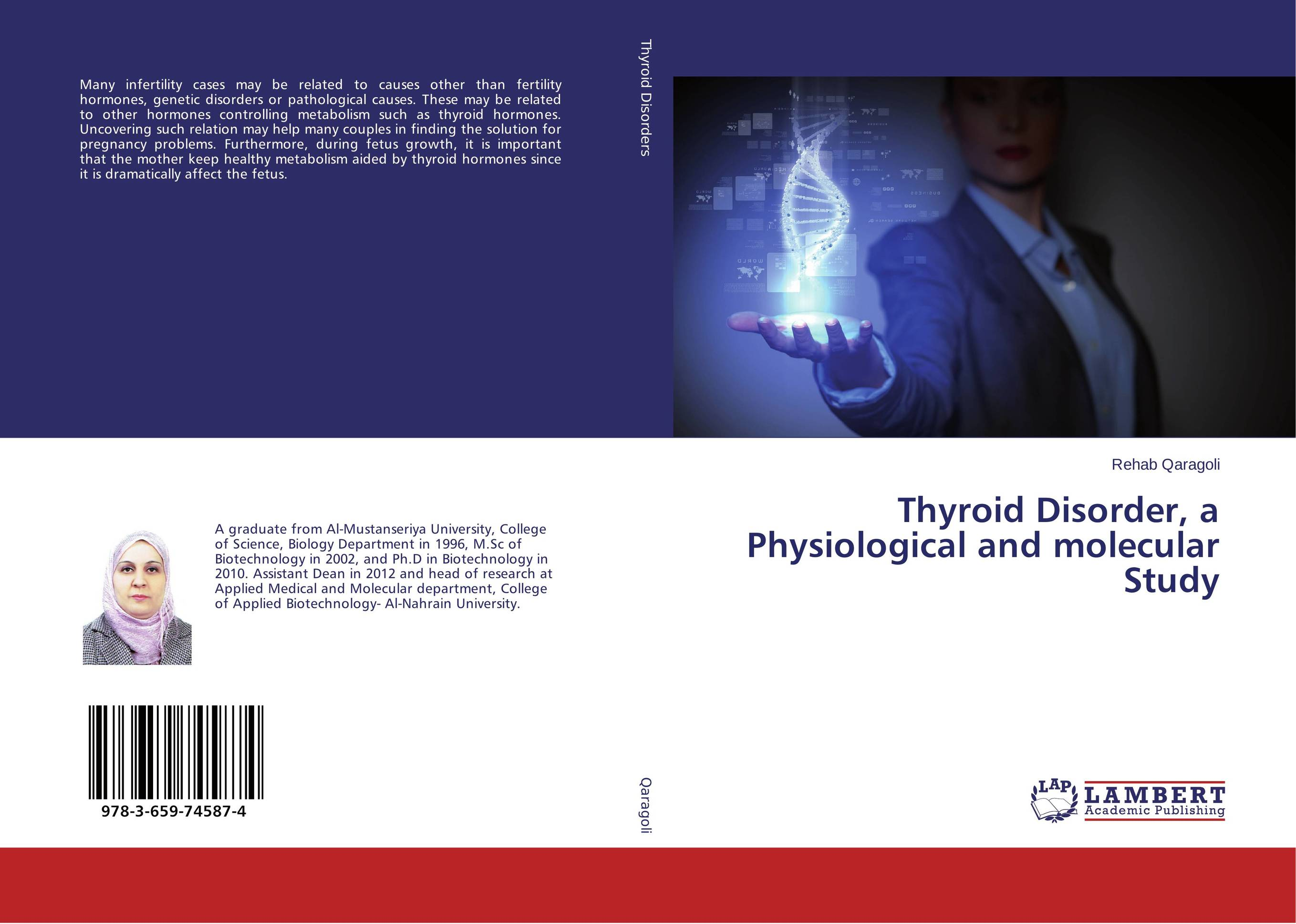 Thyroid Disorder, a Physiological and molecular Study overcoming infertility