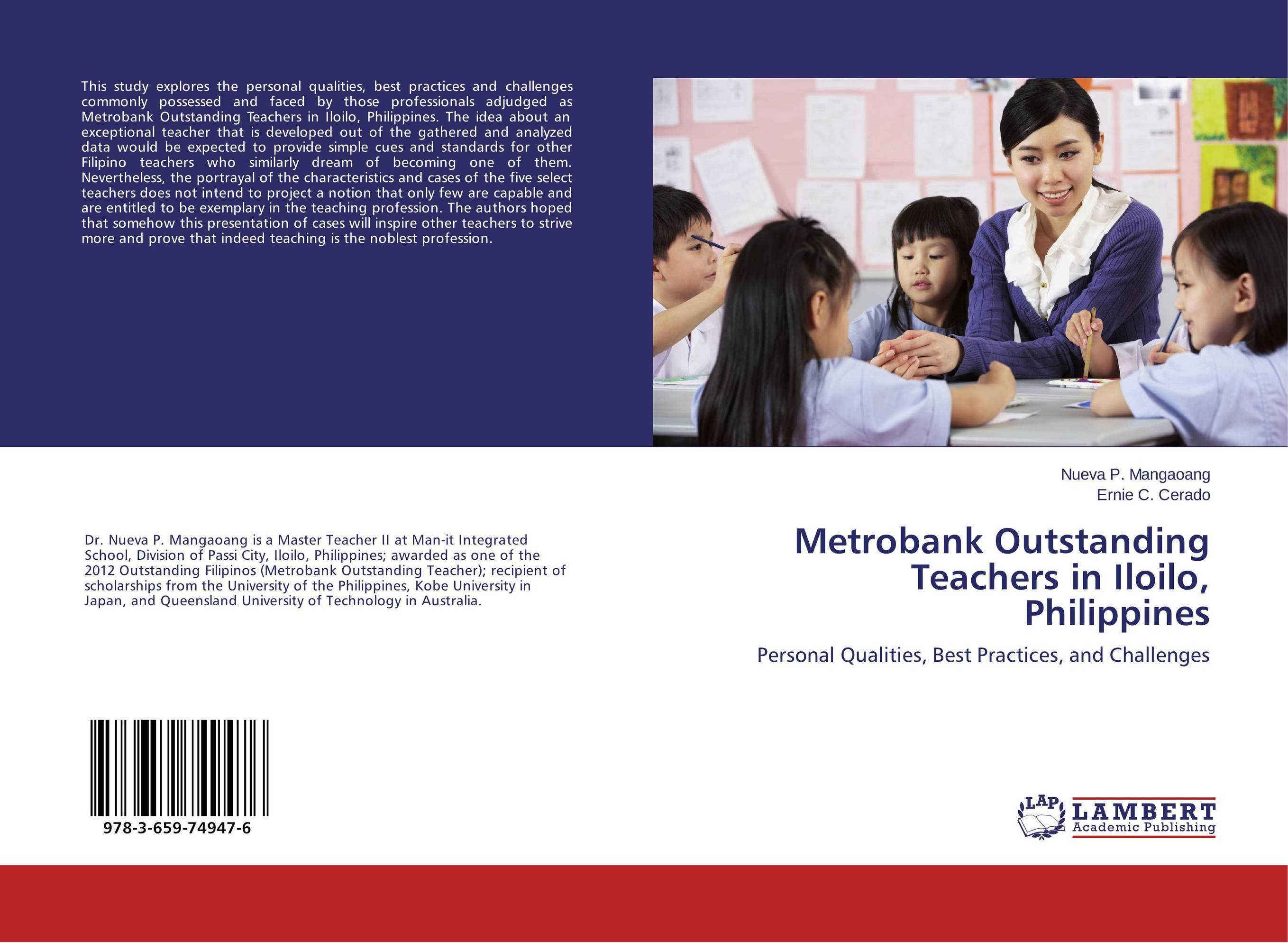 Metrobank Outstanding Teachers in Iloilo, Philippines