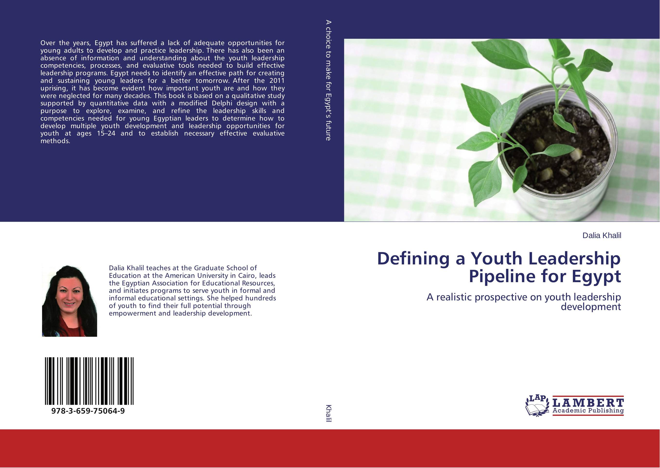 Defining a Youth Leadership Pipeline for Egypt fiedler new approaches to effective leadership cognitive resources