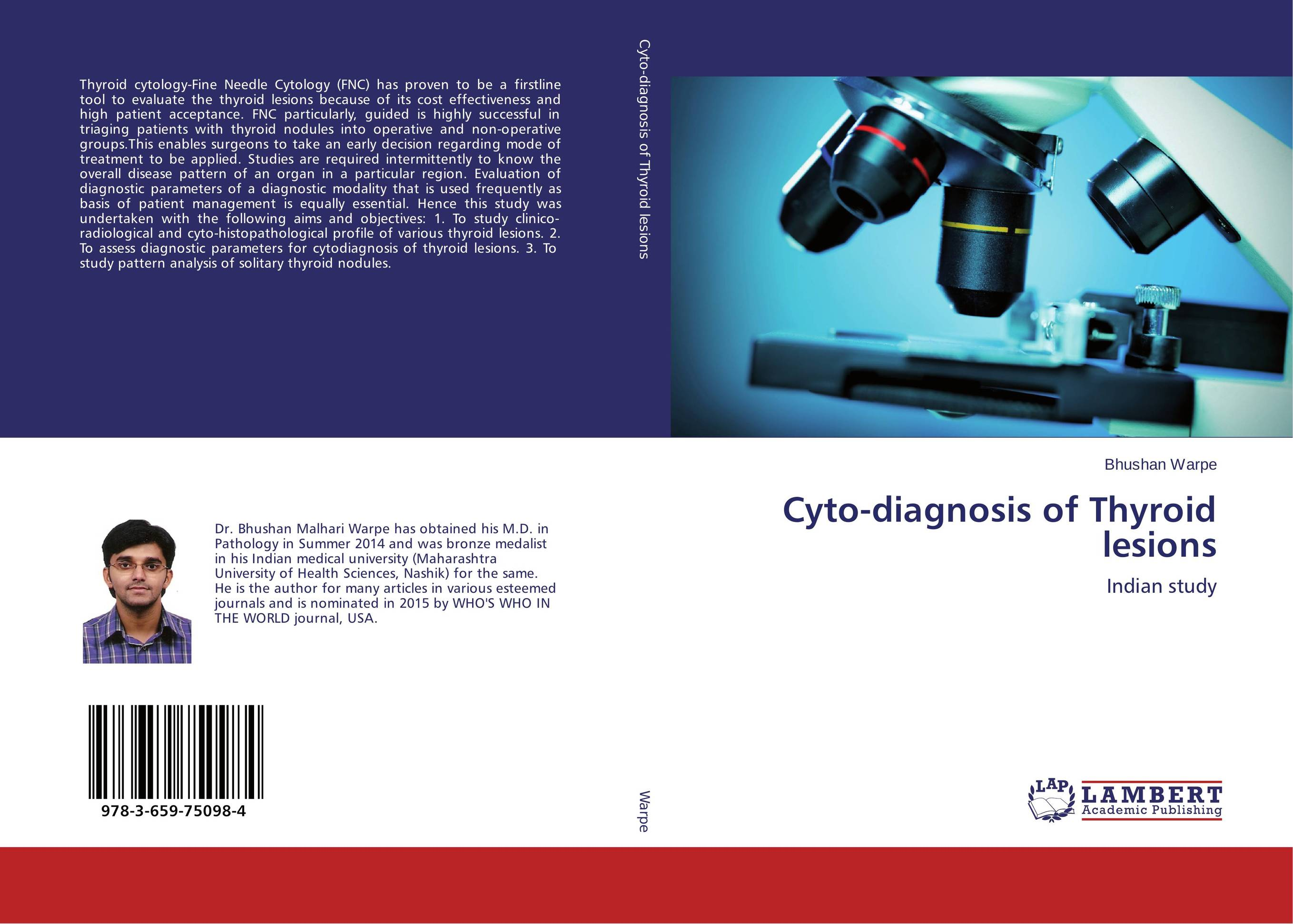 Cyto-diagnosis of Thyroid lesions the operative