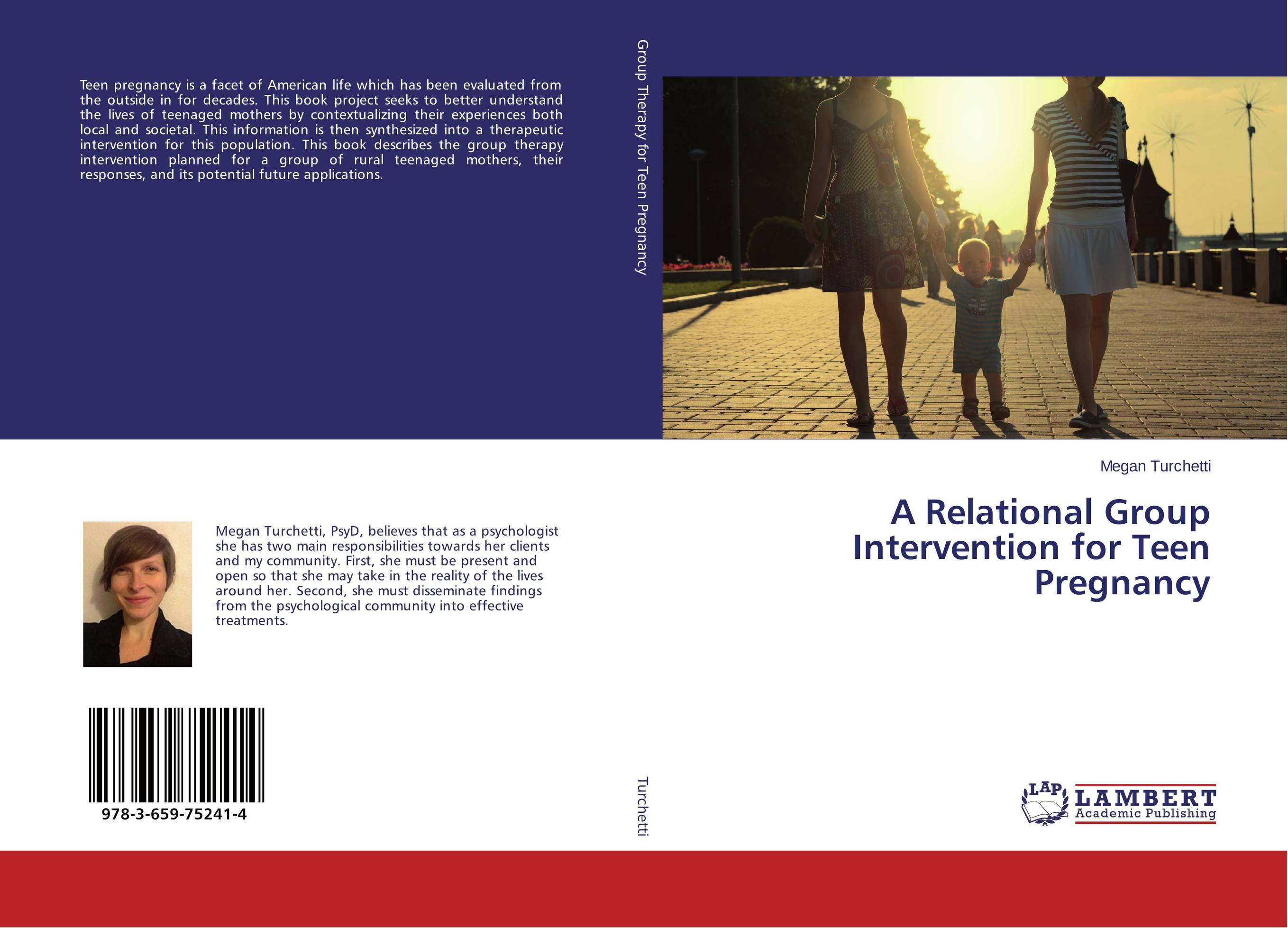 A Relational Group Intervention for Teen Pregnancy
