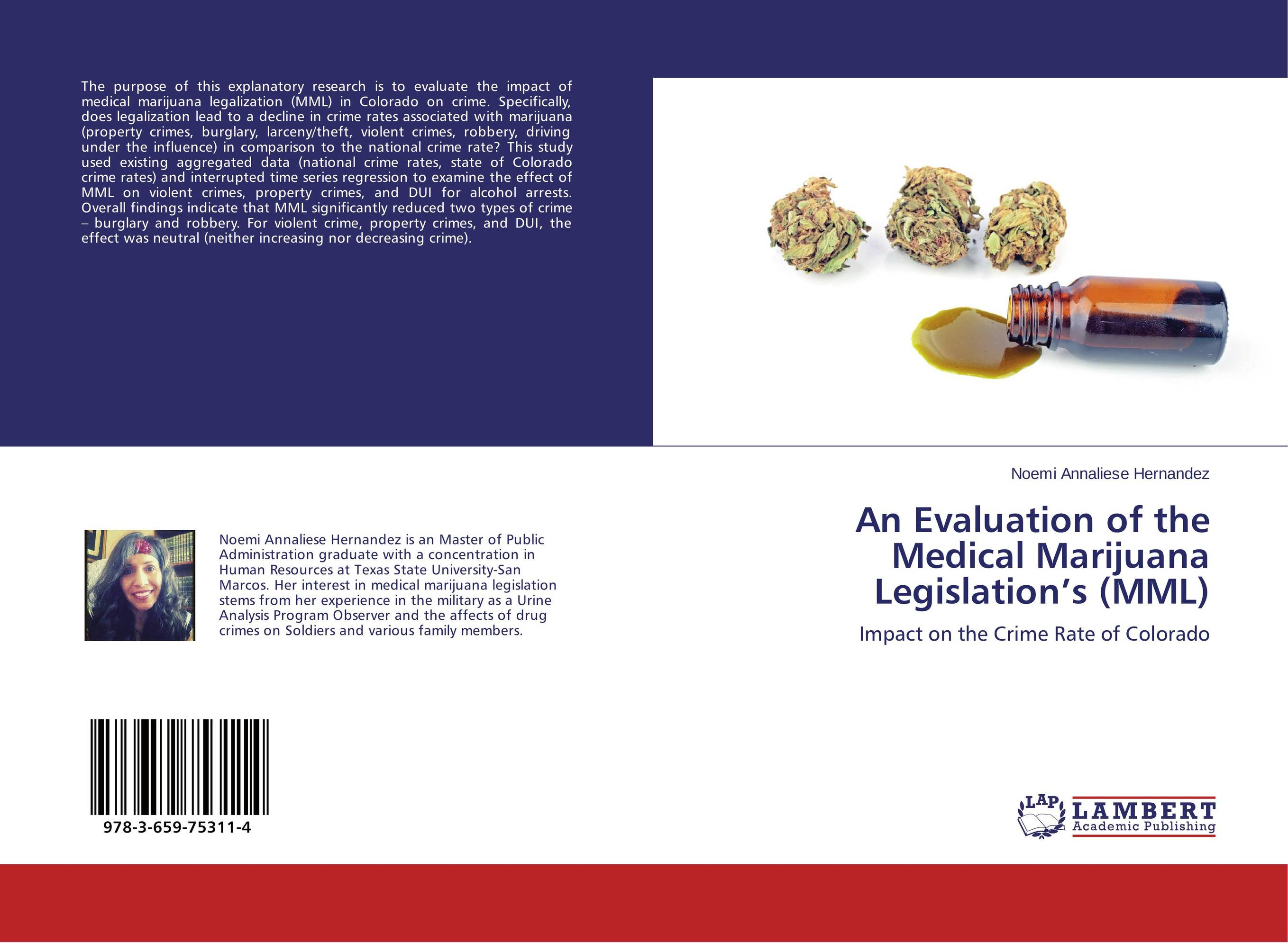 An Evaluation of the Medical Marijuana Legislation's (MML) growing medical marijuana securely and legally