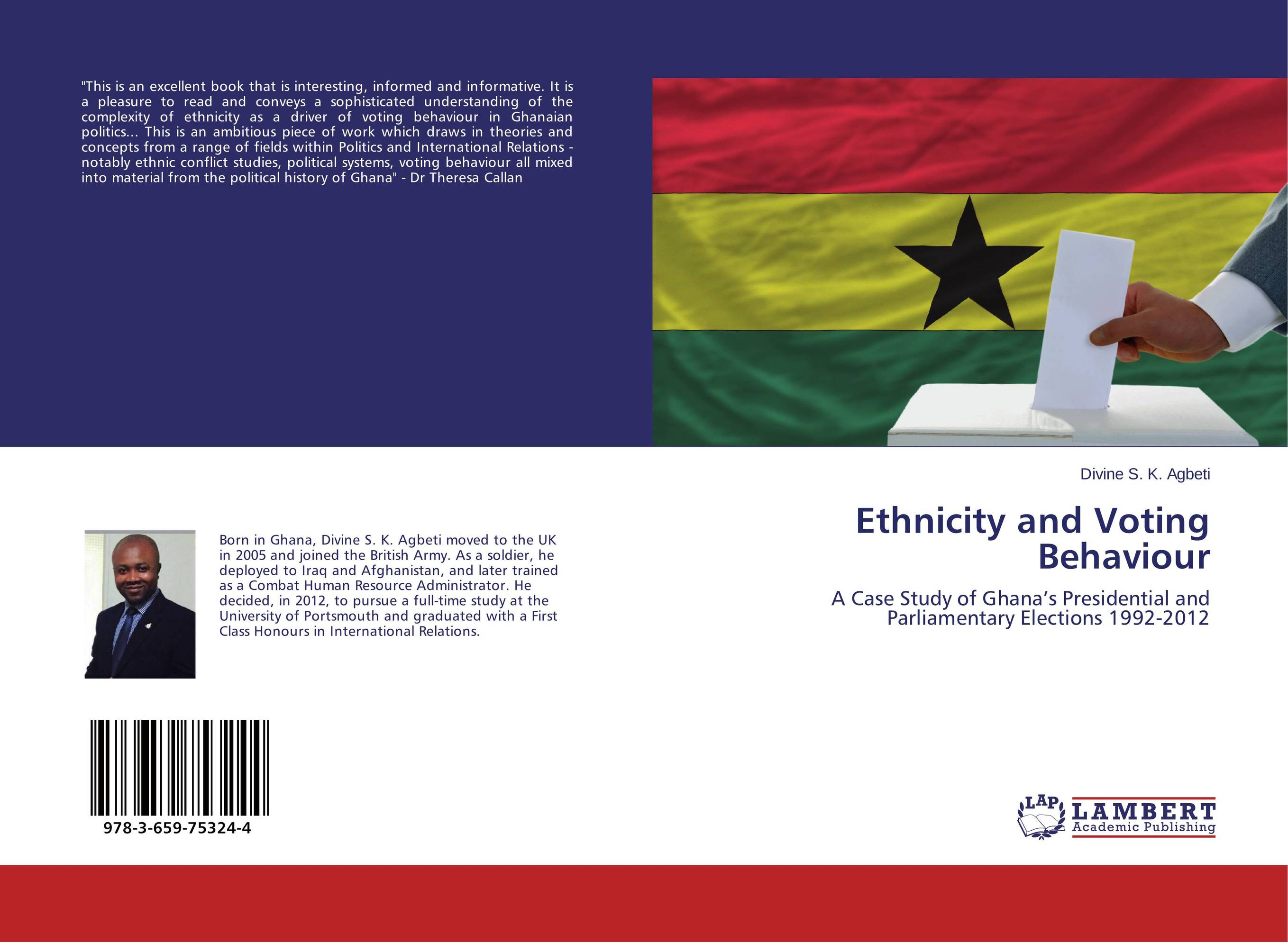 Ethnicity and Voting Behaviour trans border ethnic hegemony and political conflict in africa