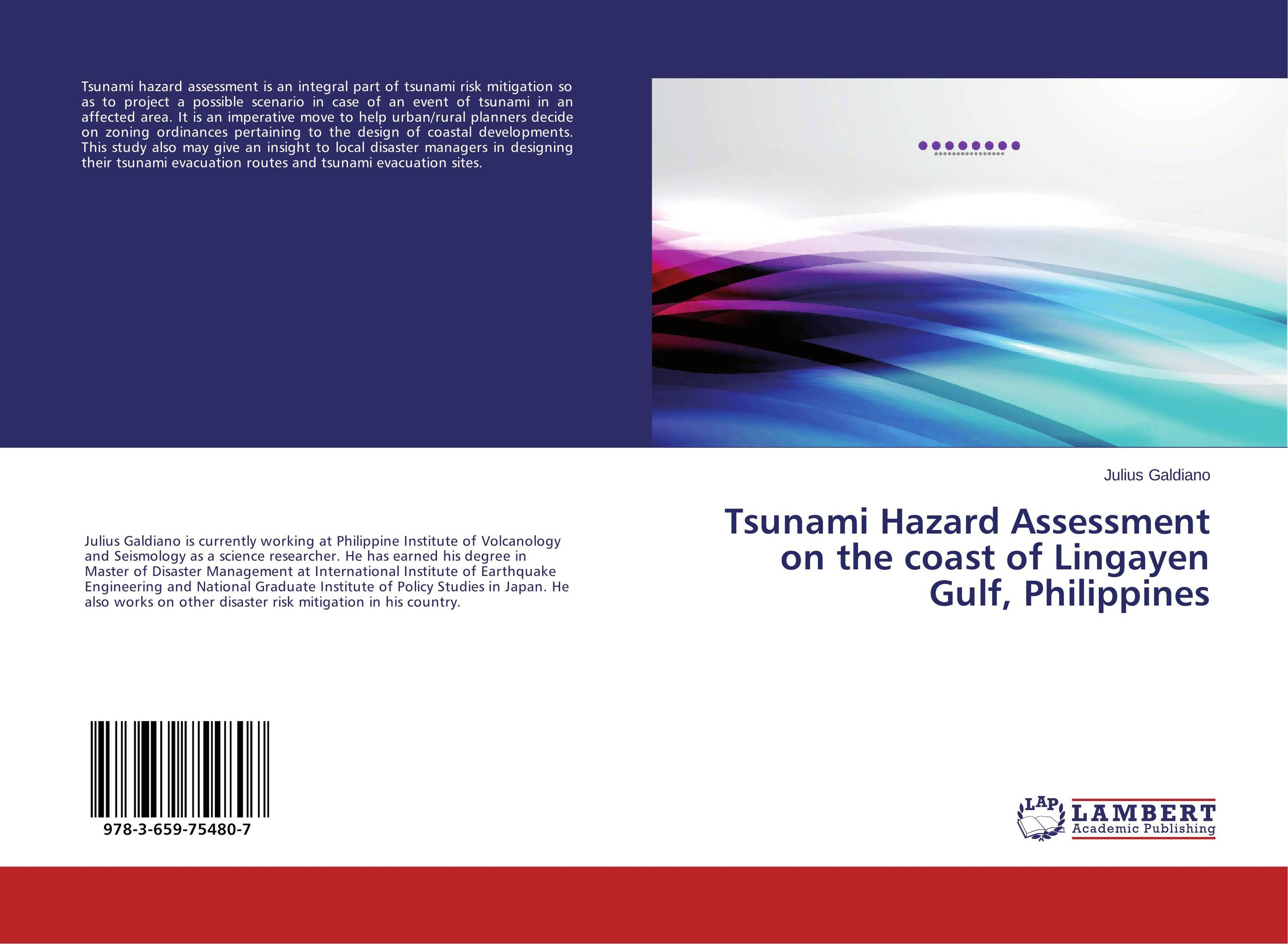 Tsunami Hazard Assessment on the coast of Lingayen Gulf, Philippines an area of darkness