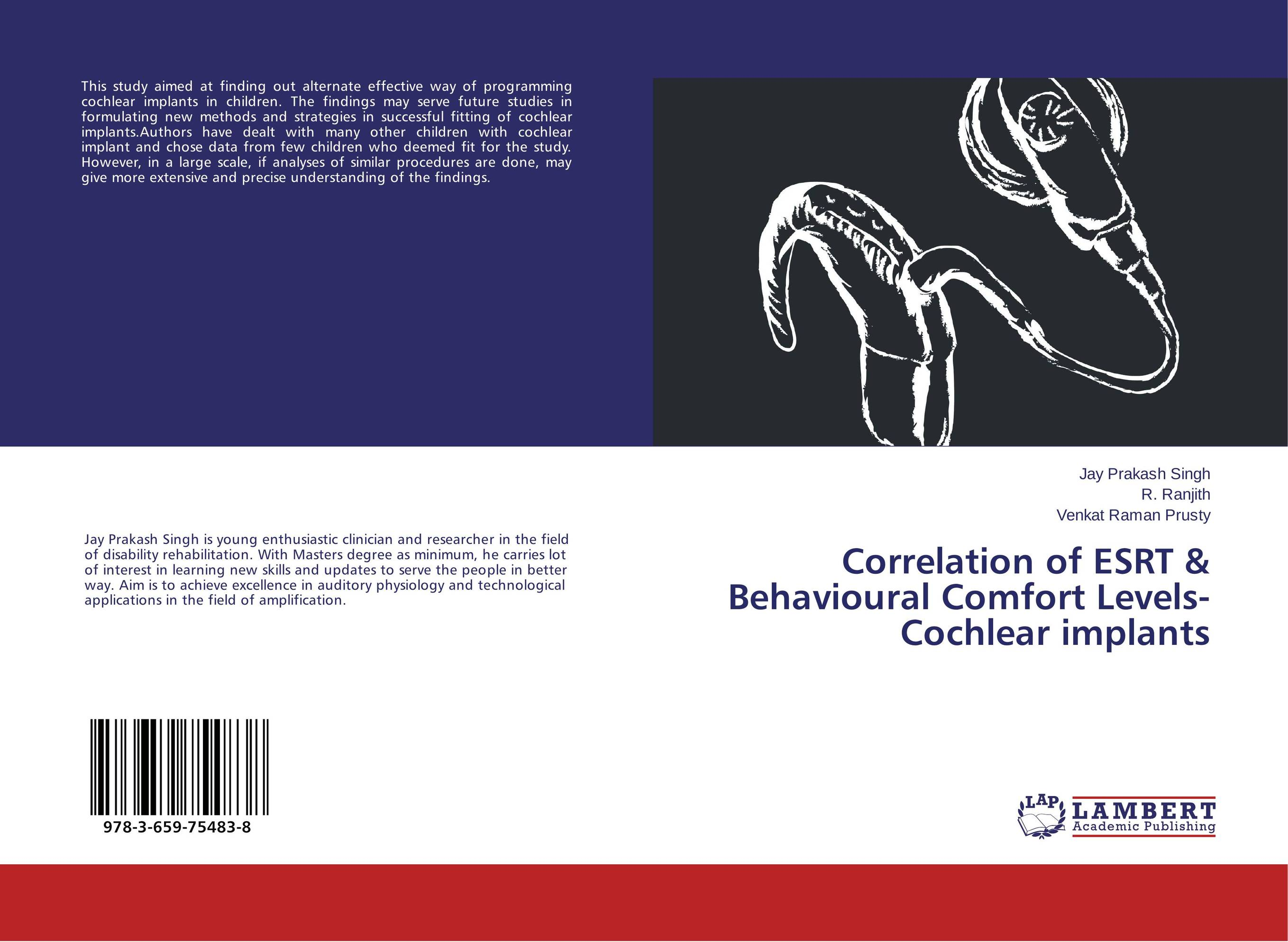 Correlation of ESRT & Behavioural Comfort Levels- Cochlear implants administrative corruption in bangladesh a behavioural study
