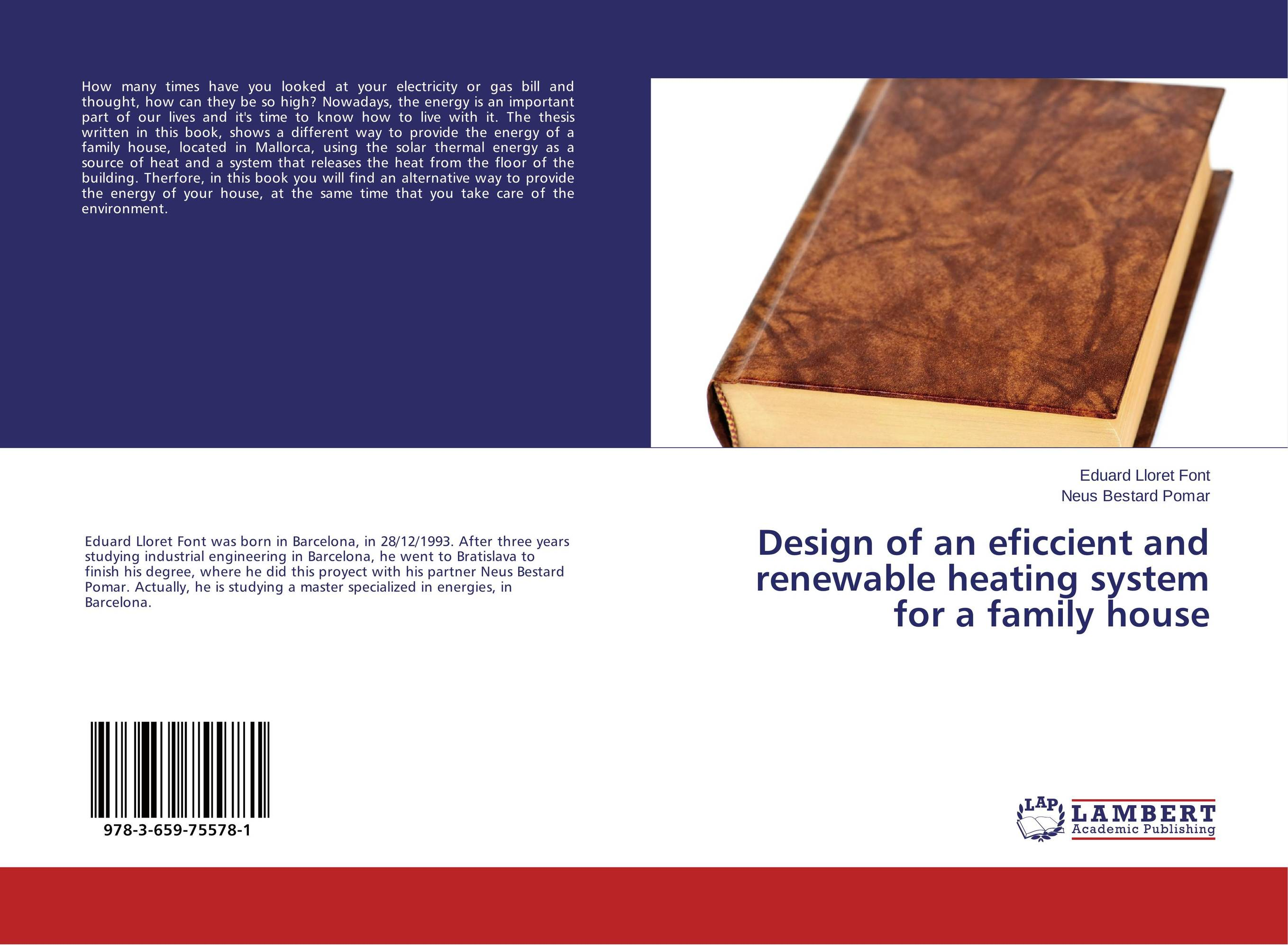 Design of an eficcient and renewable heating system for a family house ray  cooper how to sell a house fast in