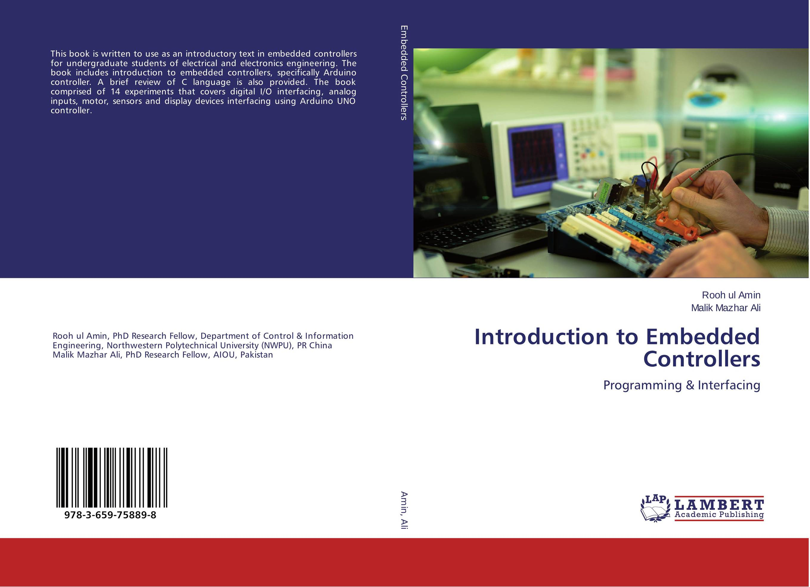 Introduction to Embedded Controllers introduction and review of antitubercular agents