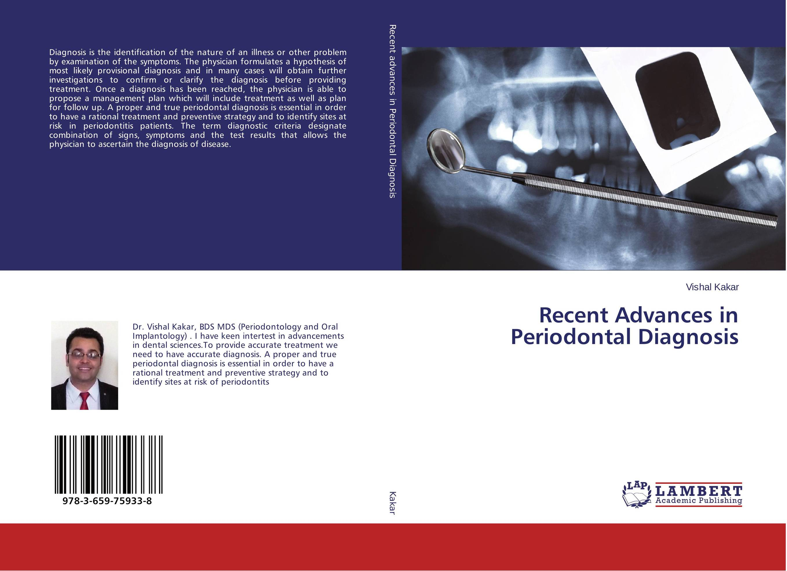 Recent Advances in Periodontal Diagnosis
