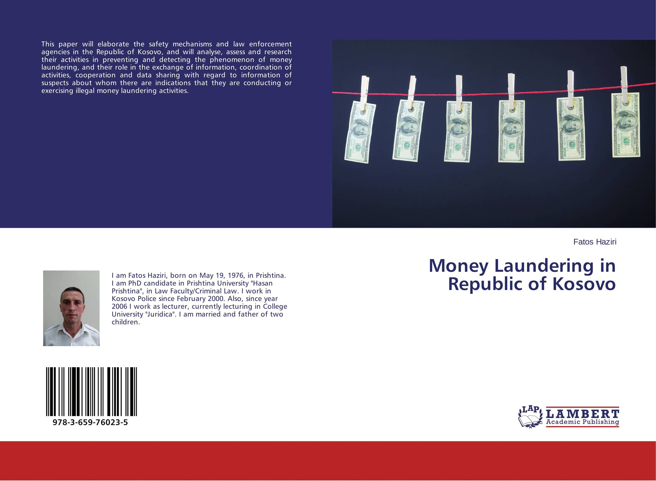 Money Laundering in Republic of Kosovo chip poncy trade based money laundering the next frontier in international money laundering enforcement