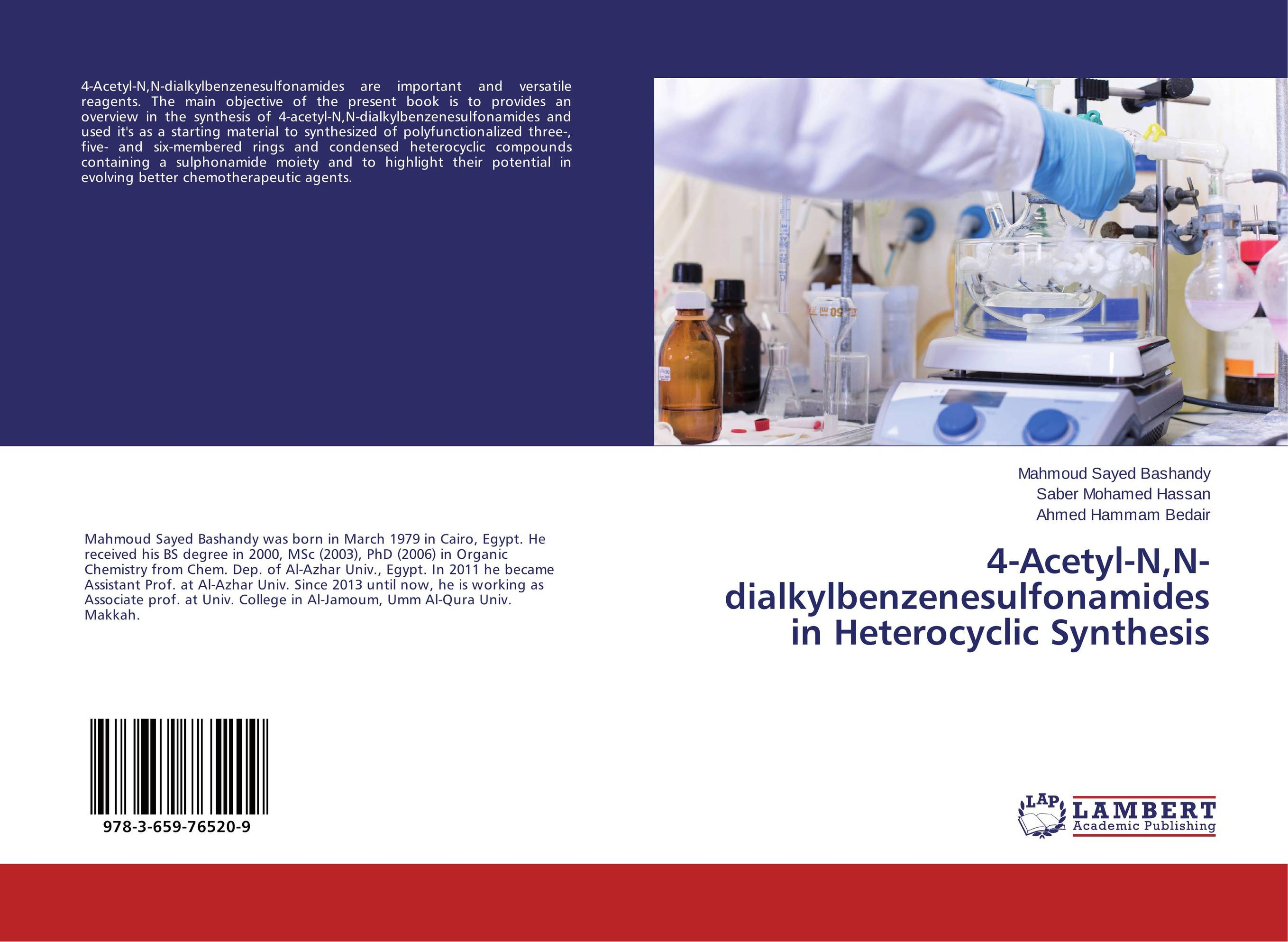 4-Acetyl-N,N-dialkylbenzenesulfonamides in Heterocyclic Synthesis novel arylpiperazines as anxiolytic agents synthesis and sar