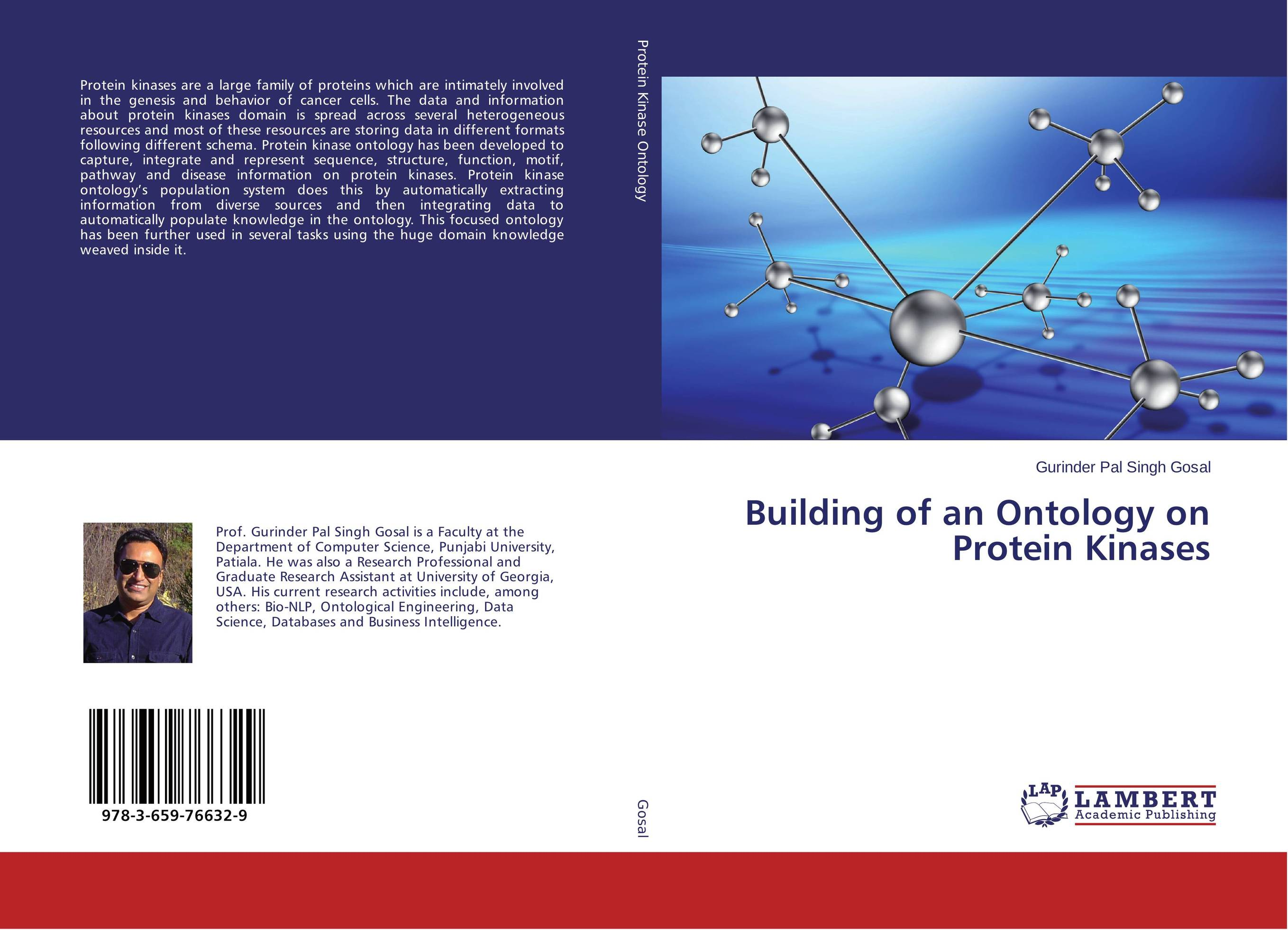 Building of an Ontology on Protein Kinases bioinformatic approaches to structure and function of protein