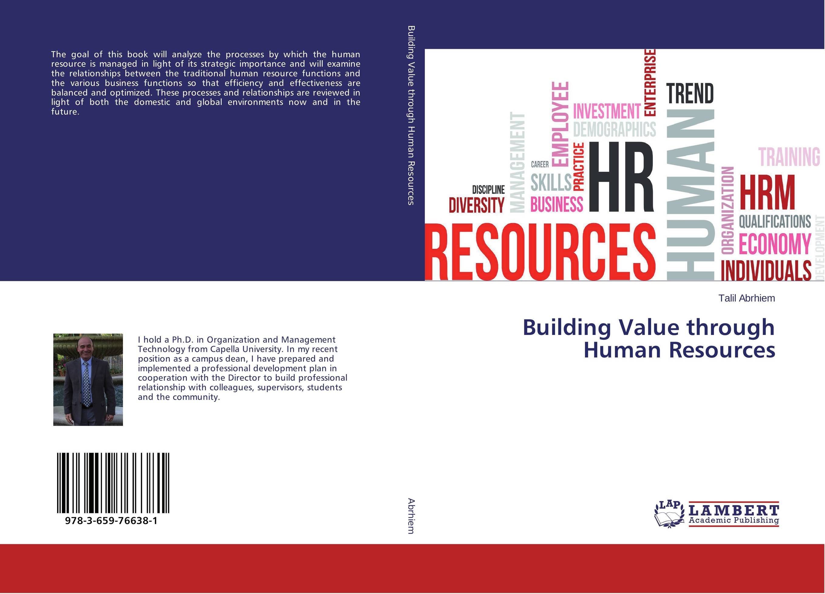 Building Value through Human Resources building value through human resources