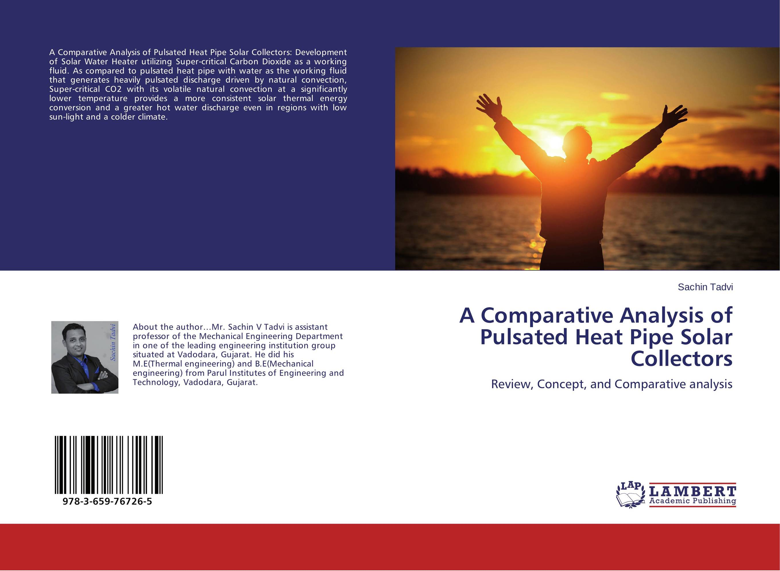 A Comparative Analysis of Pulsated Heat Pipe Solar Collectors md aminul islam design and analysis of a double fed solar ips