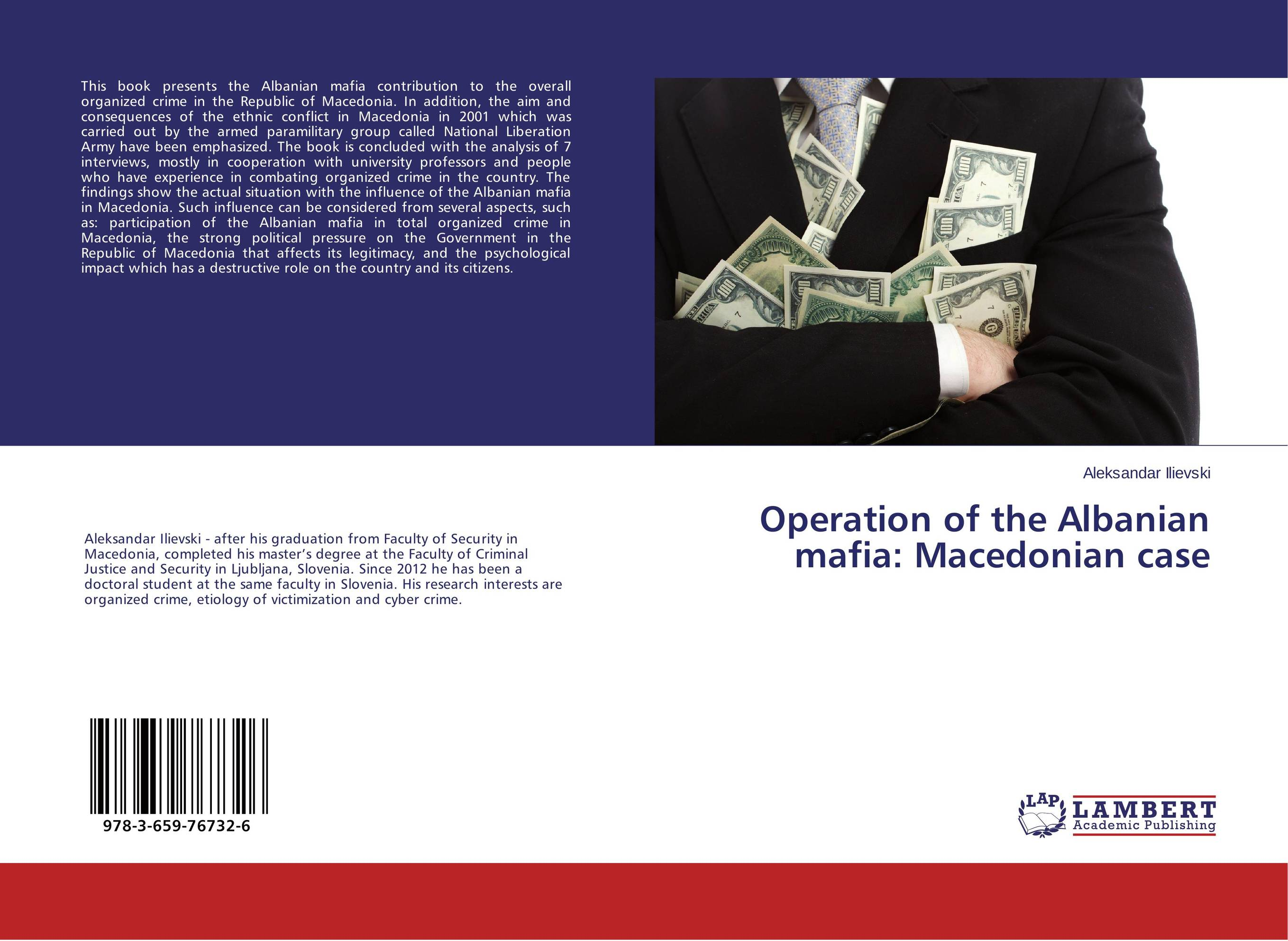 Operation of the Albanian mafia: Macedonian case ca of english future tenses and albanian correspondents