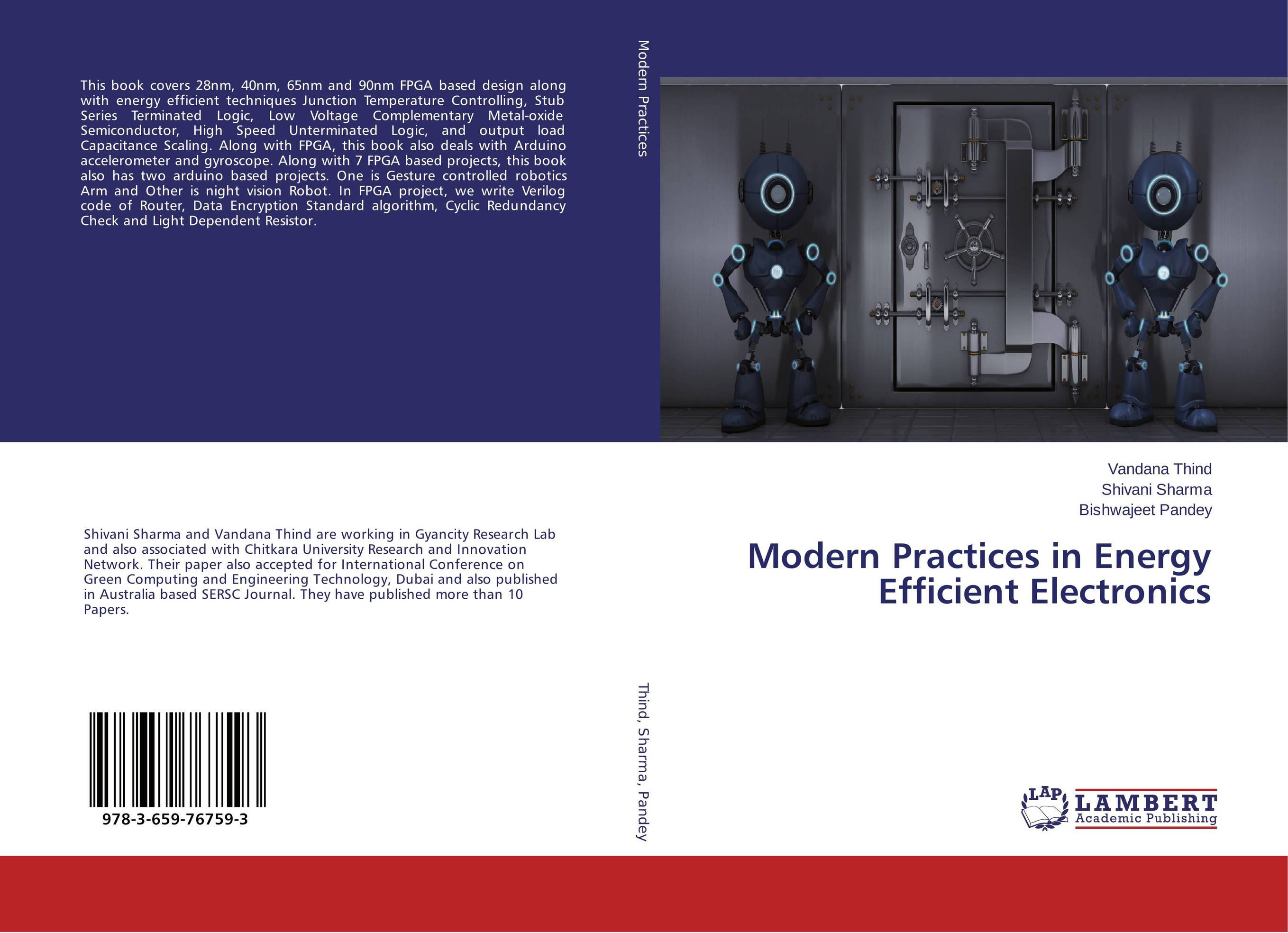 Modern Practices in Energy Efficient Electronics bim based energy efficiency evaluation of modern buildings
