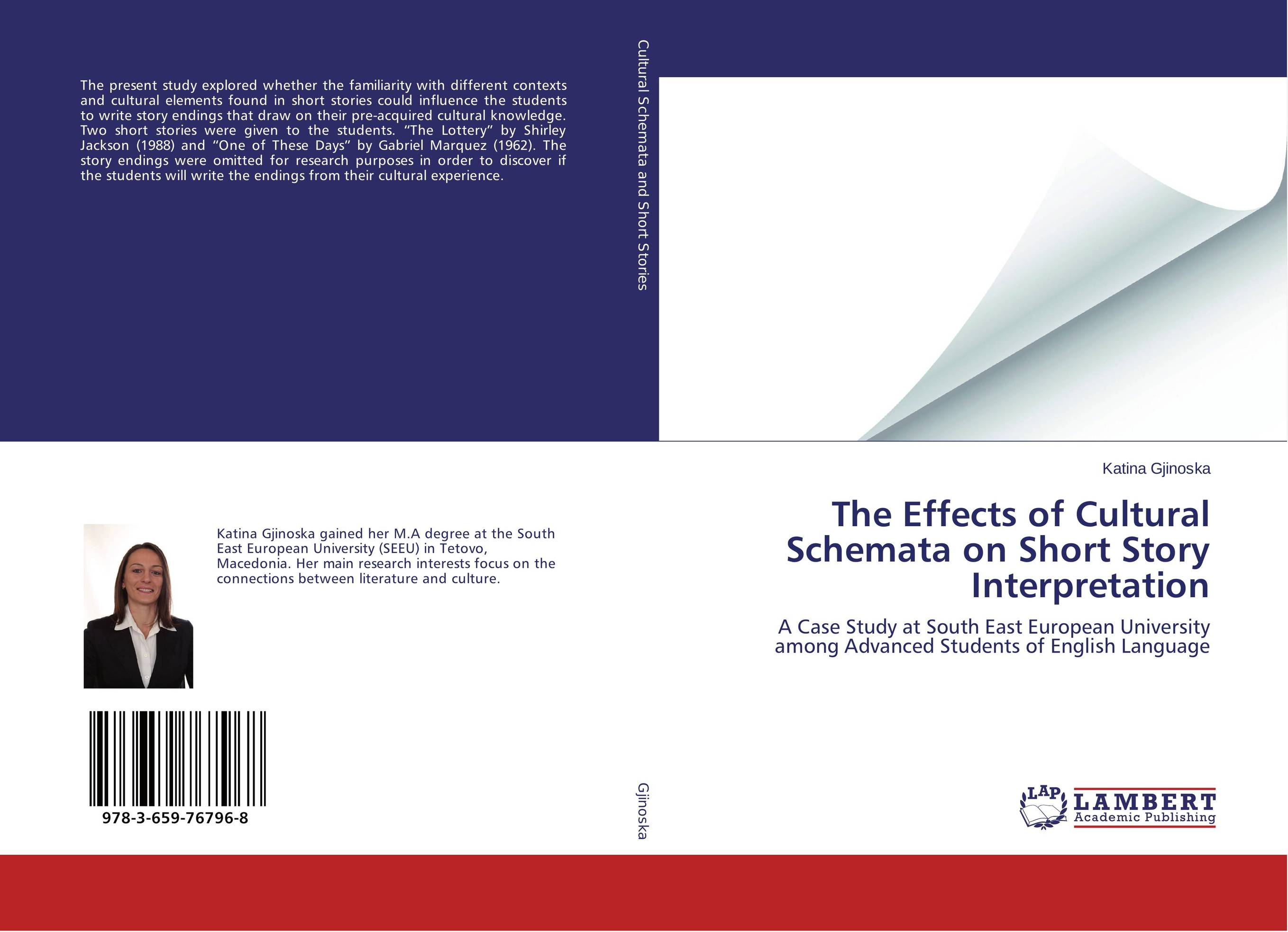 The Effects of Cultural Schemata on Short Story Interpretation