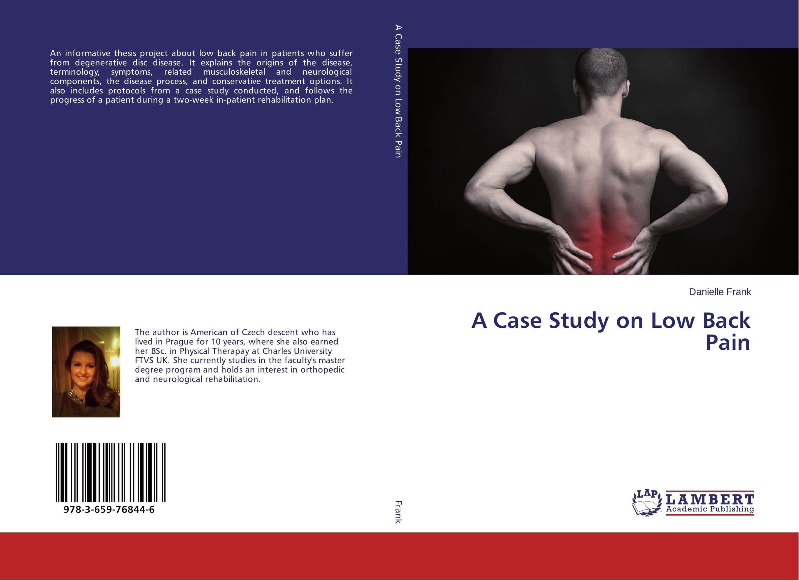 A Case Study on Low Back Pain