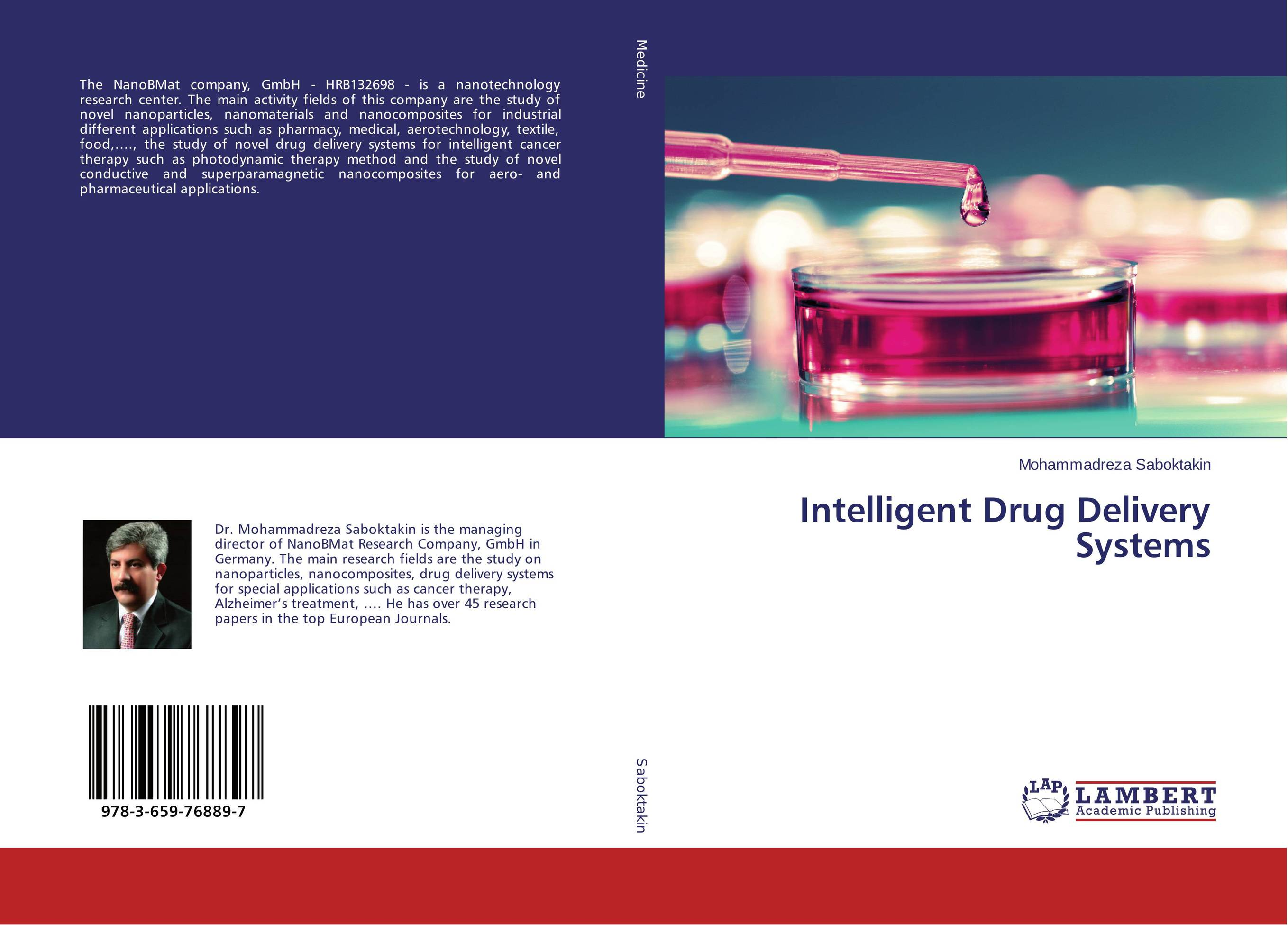 Intelligent Drug Delivery Systems characteristics and applications of a novel alcohol oxidase