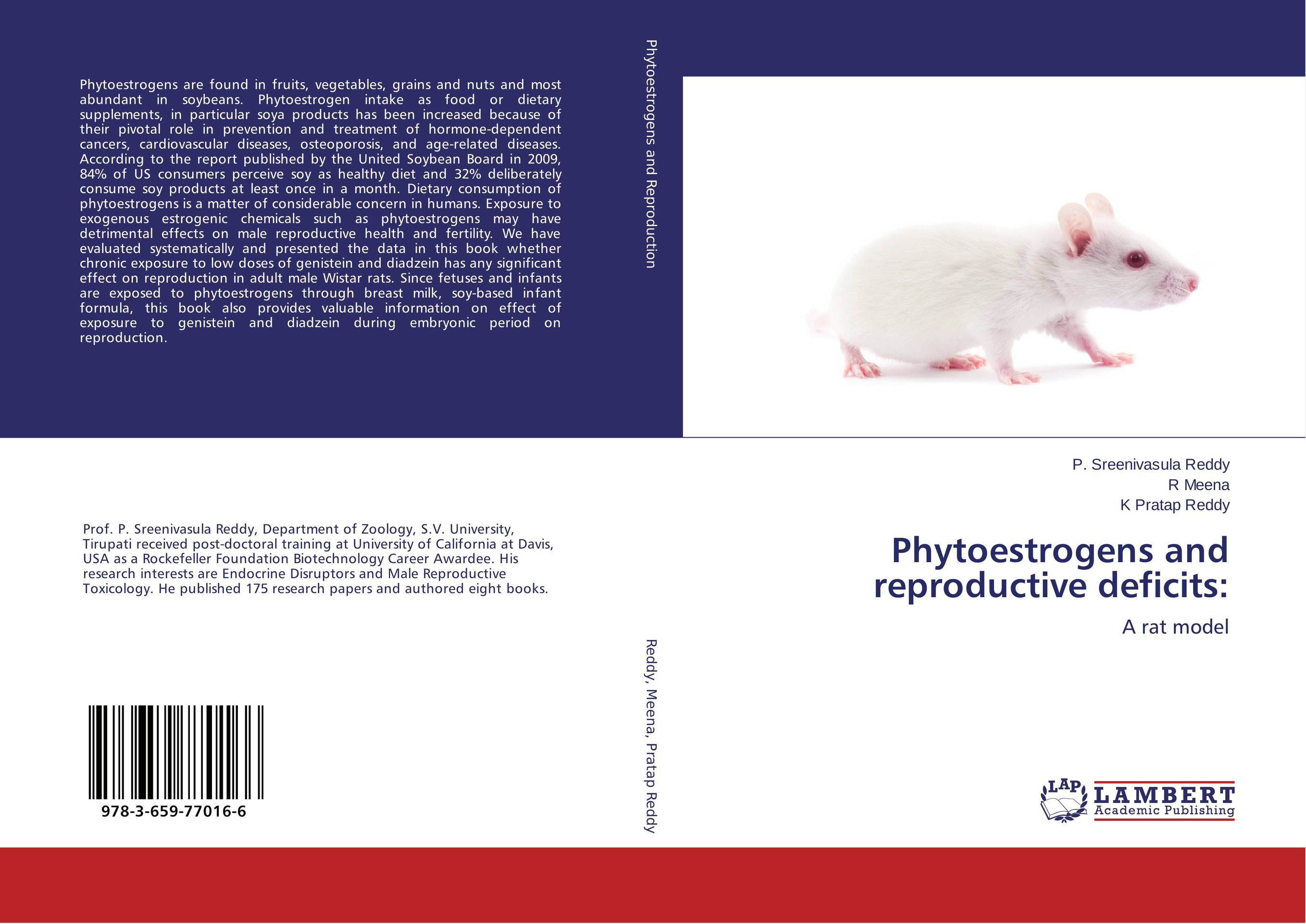 Phytoestrogens and reproductive deficits: phytoestrogens and reproductive deficits