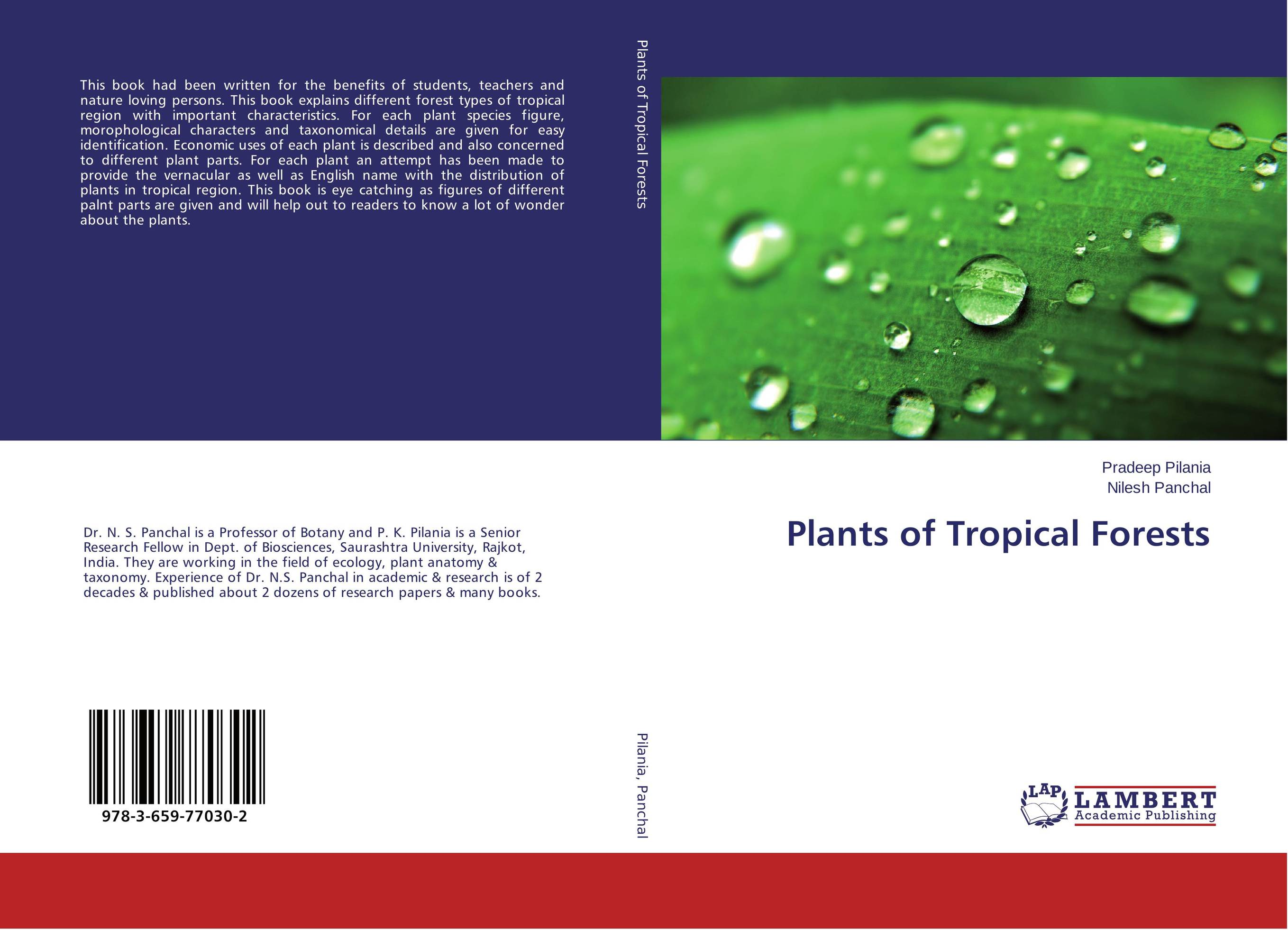 Plants of Tropical Forests