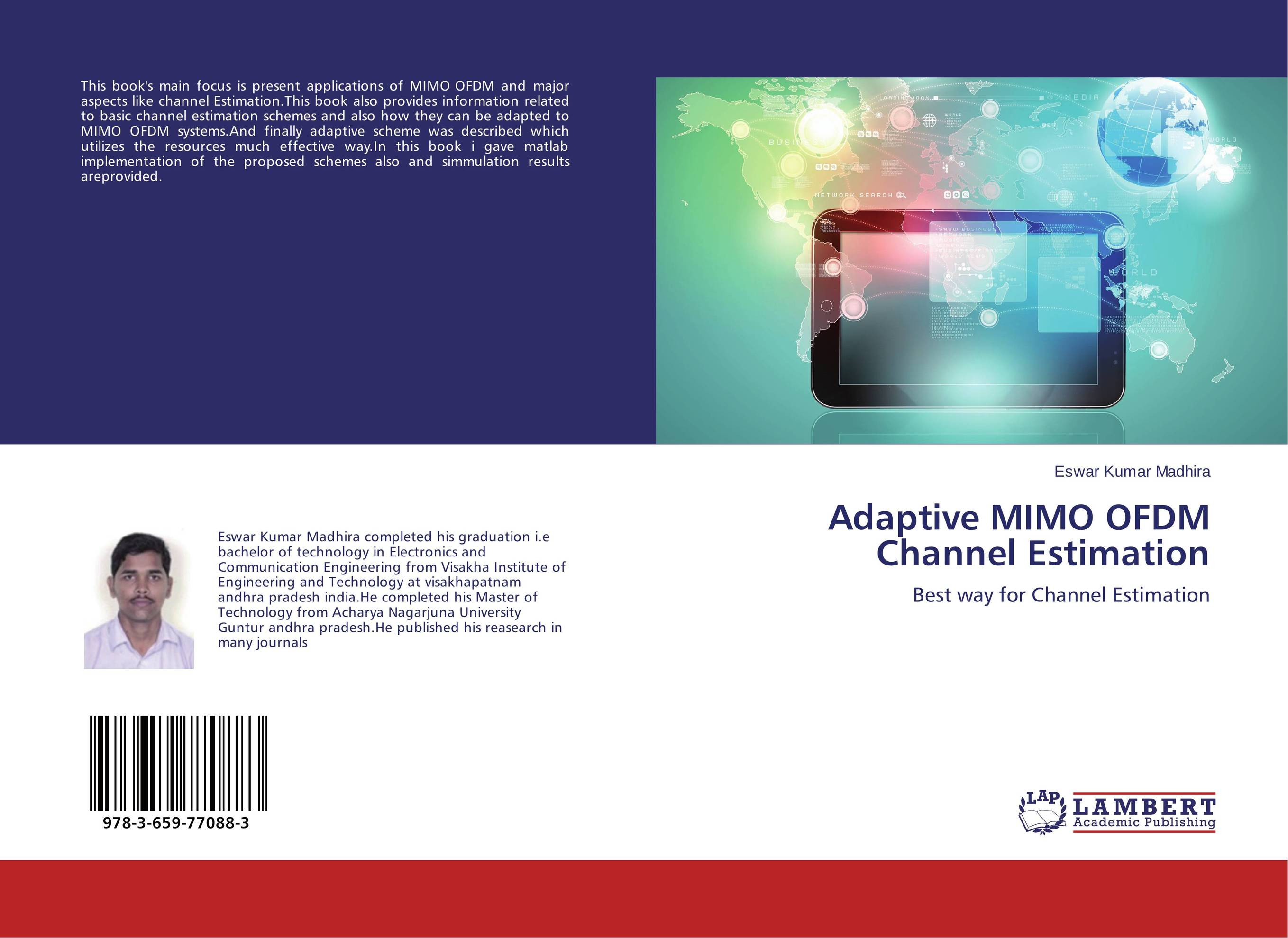 Adaptive MIMO OFDM Channel Estimation wireless ofdm and mimo ofdm communications