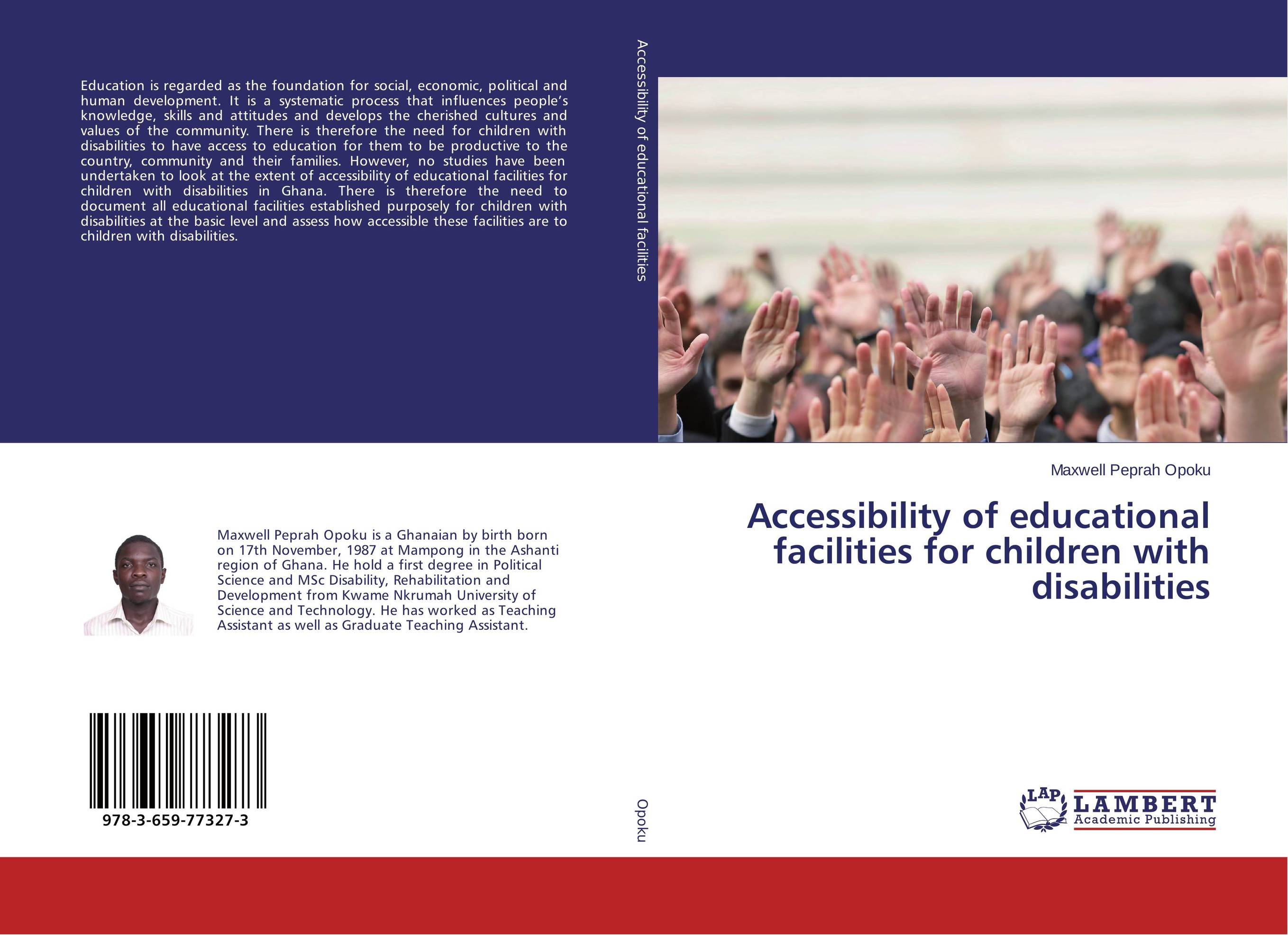 Accessibility of educational facilities for children with disabilities катушка для спиннинга agriculture fisheries and magic with disabilities 13