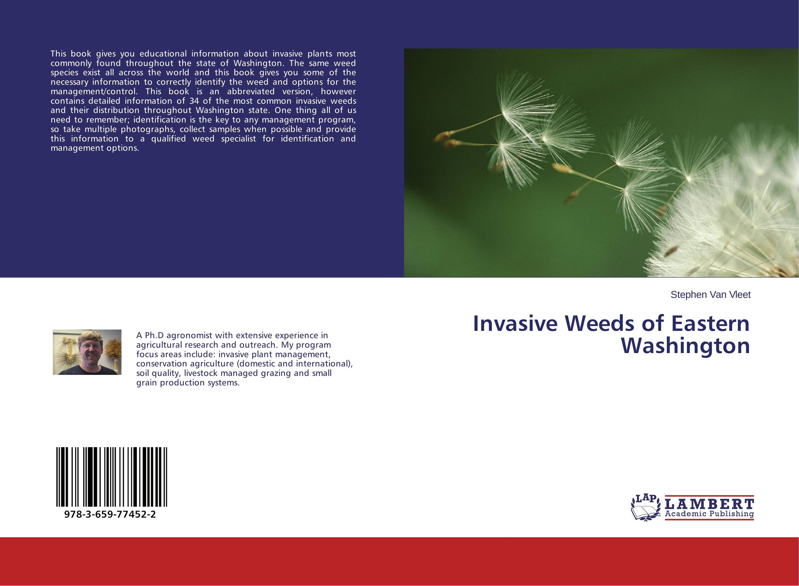 Invasive Weeds of Eastern Washington affair of state an