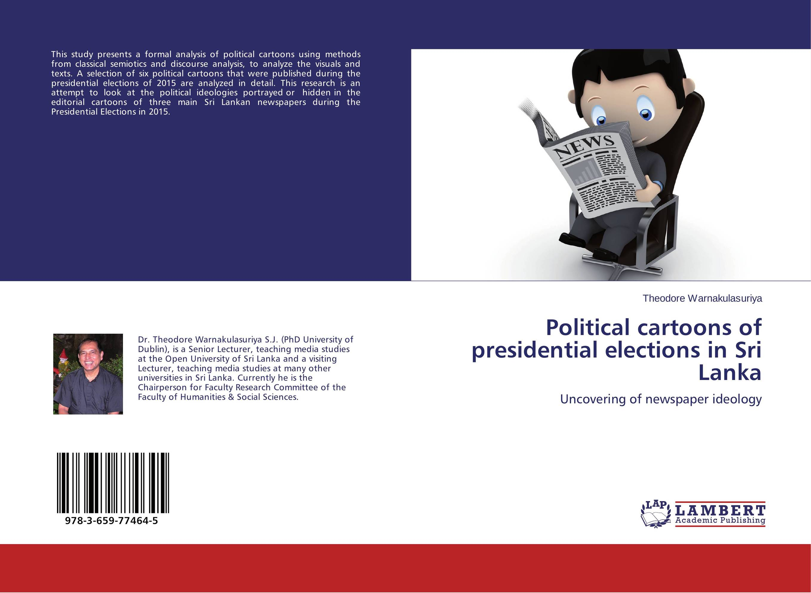 Political cartoons of presidential elections in Sri Lanka in a climate of fear political process and parliamentary elections in chechnya