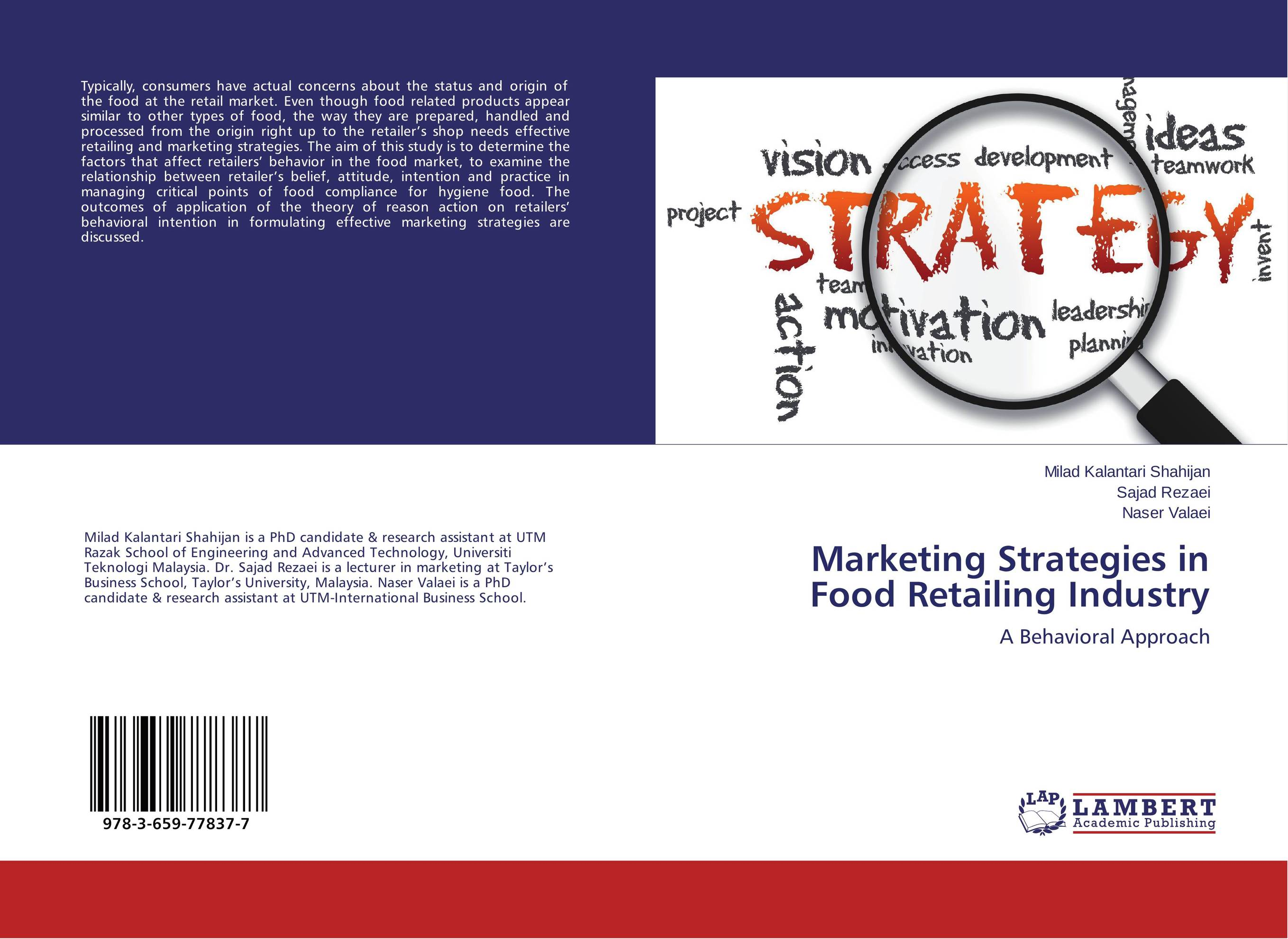 Marketing Strategies in Food Retailing Industry managing the store