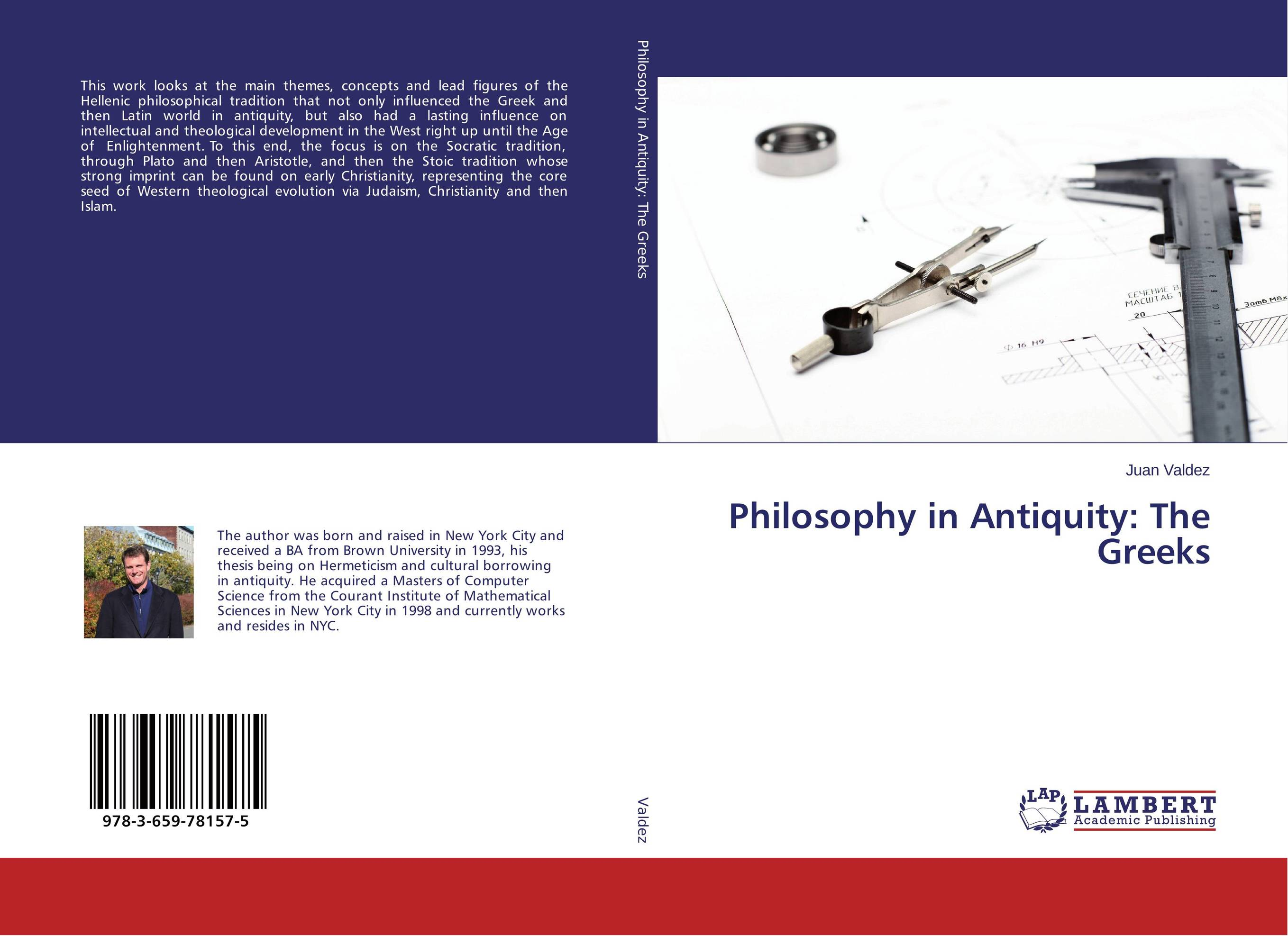 Philosophy in Antiquity: The Greeks christianity and hellenism in the fifth–century greek east – theodoret s apologetics against the greeks in context
