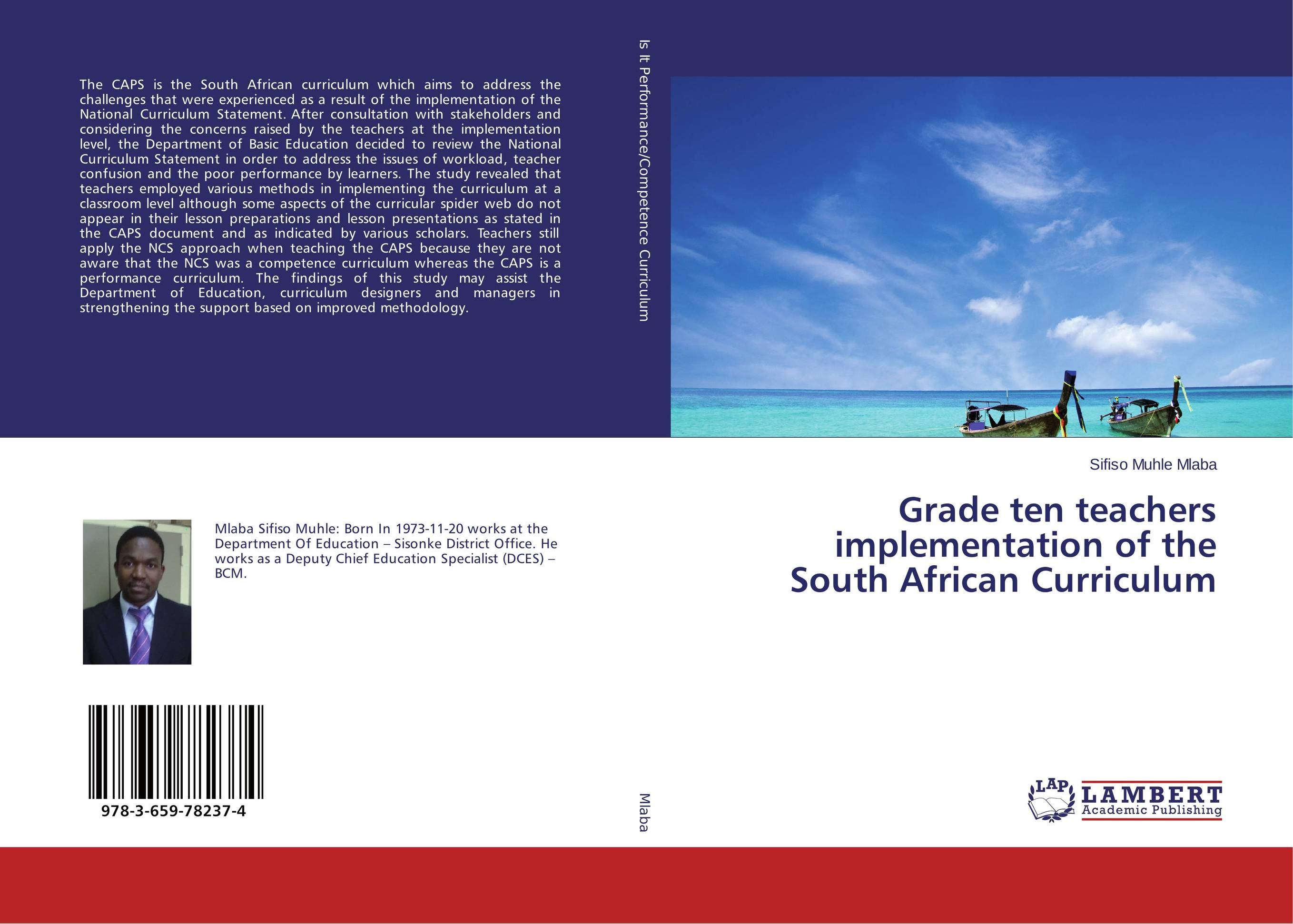 Grade ten teachers implementation of the South African Curriculum alternative basic education curriculum implementation in ethiopia