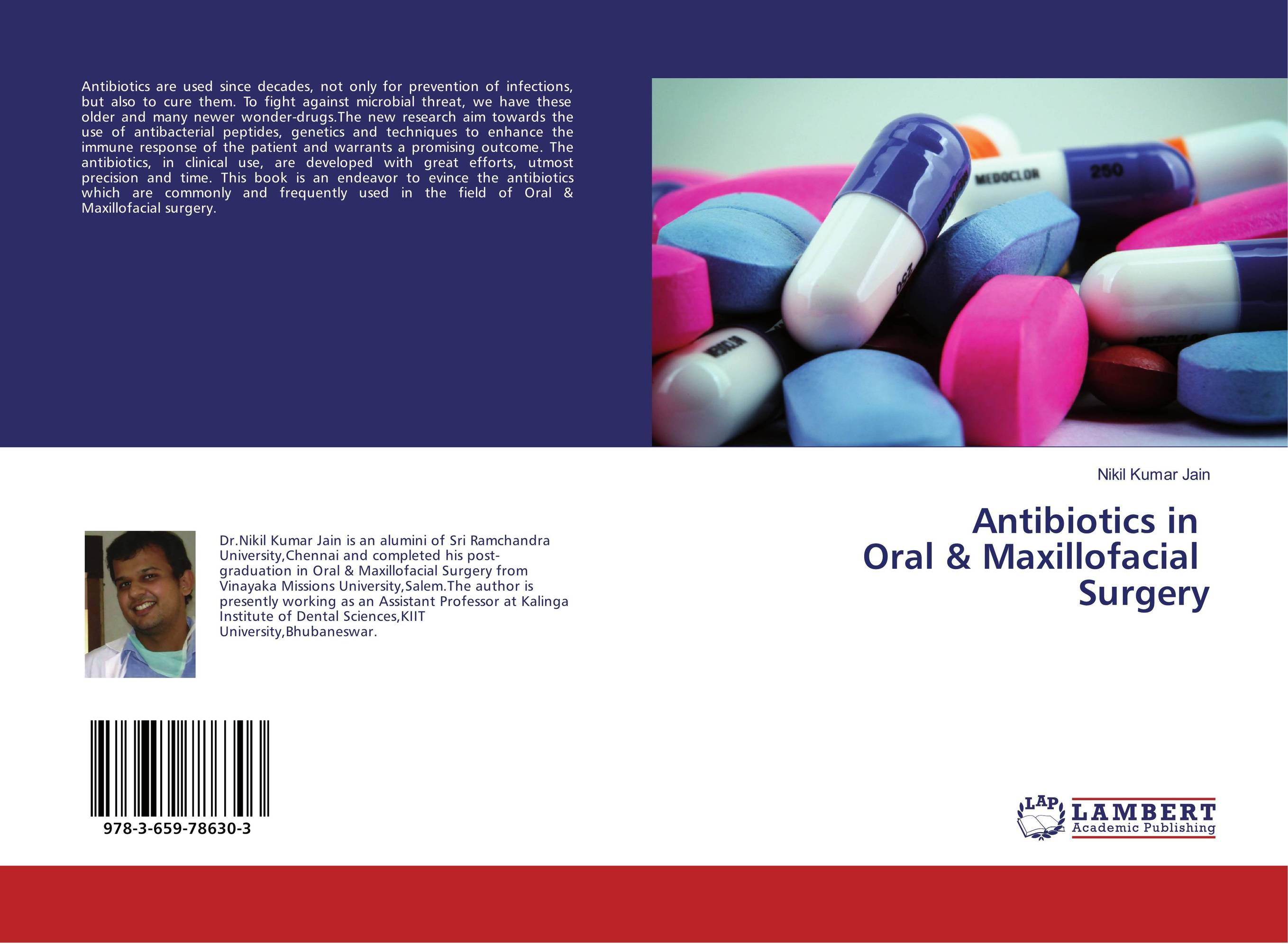 Antibiotics in Oral & Maxillofacial Surgery 12608 cmam dental26 teaching practice model of oral surgery oral surgery