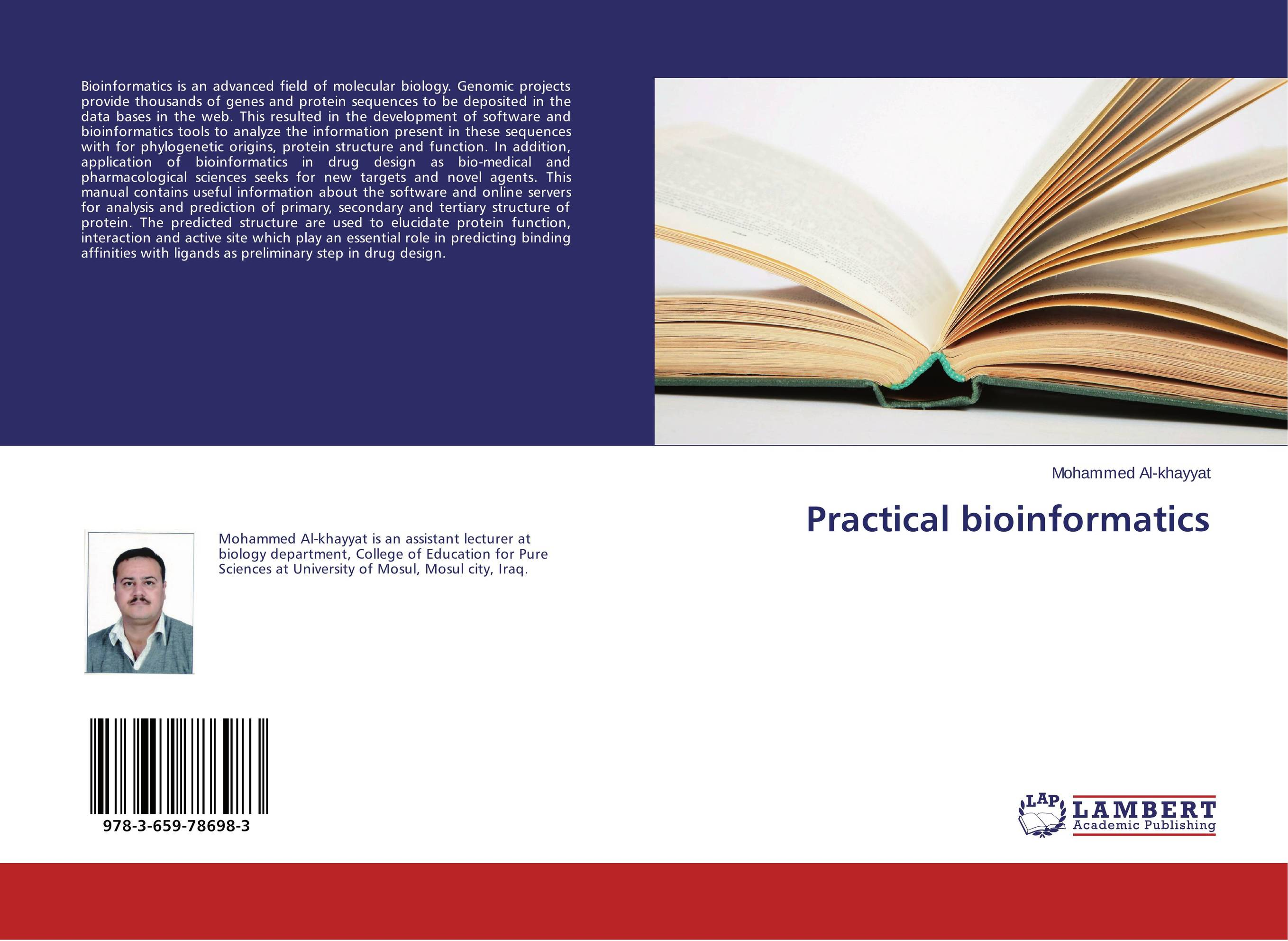 Practical bioinformatics bioinformatic approaches to structure and function of protein
