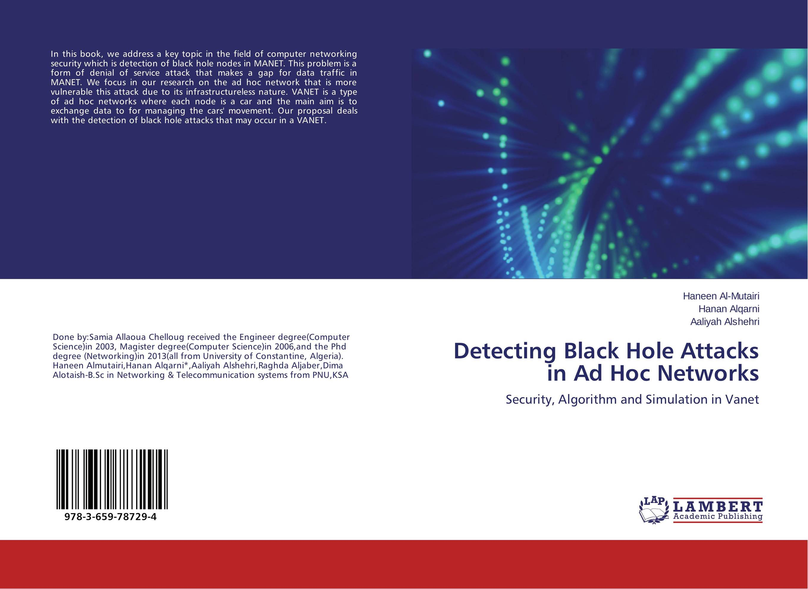 Detecting Black Hole Attacks in Ad Hoc Networks managing the store