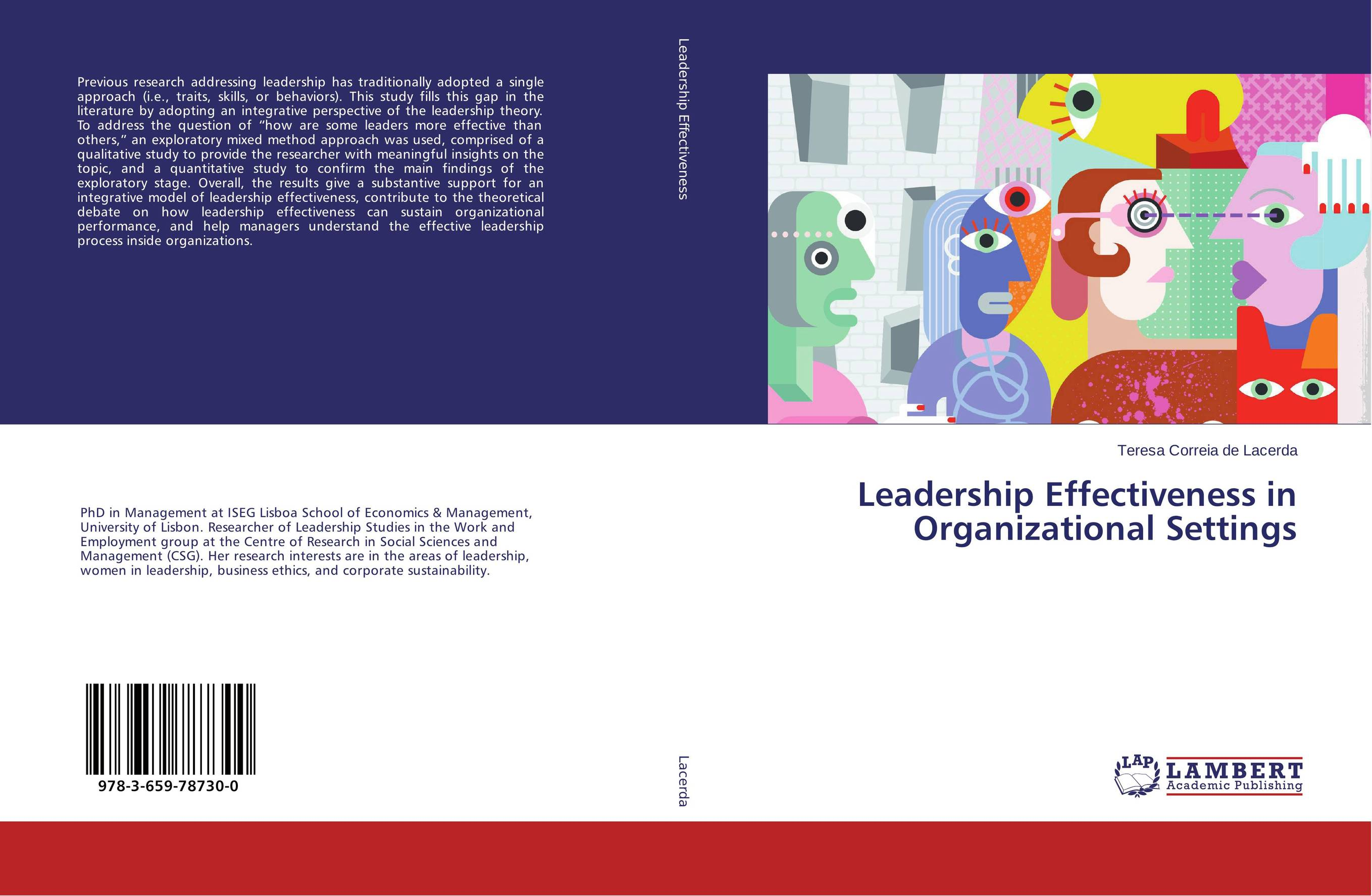 Leadership Effectiveness in Organizational Settings mastering leadership an integrated framework for breakthrough performance and extraordinary business results