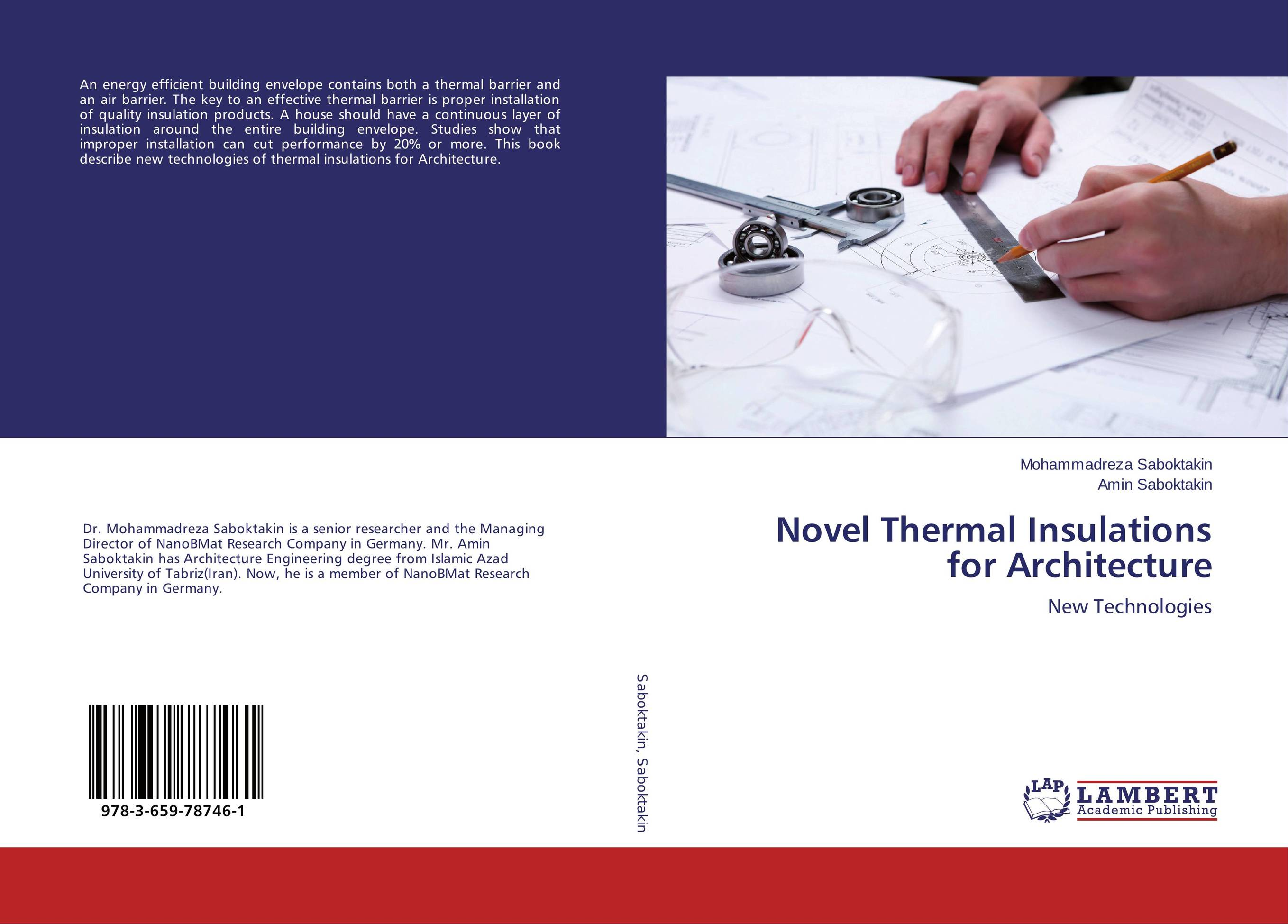 Novel Thermal Insulations for Architecture seek thermal
