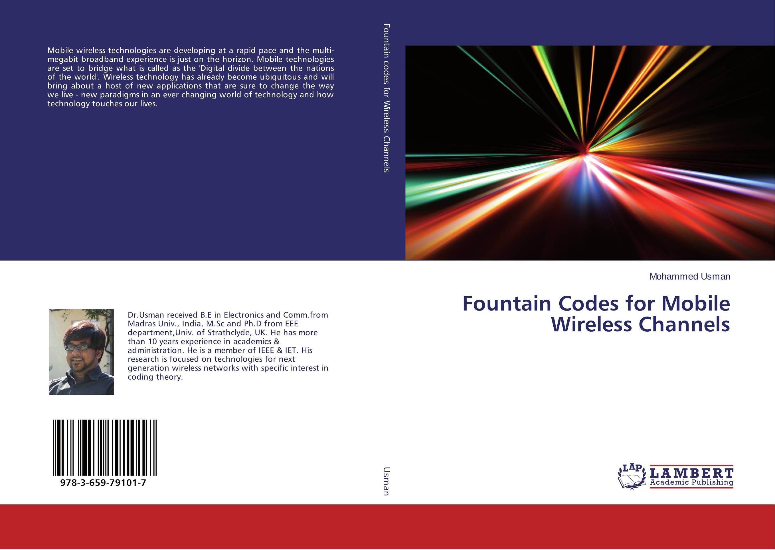 Fountain Codes for Mobile Wireless Channels