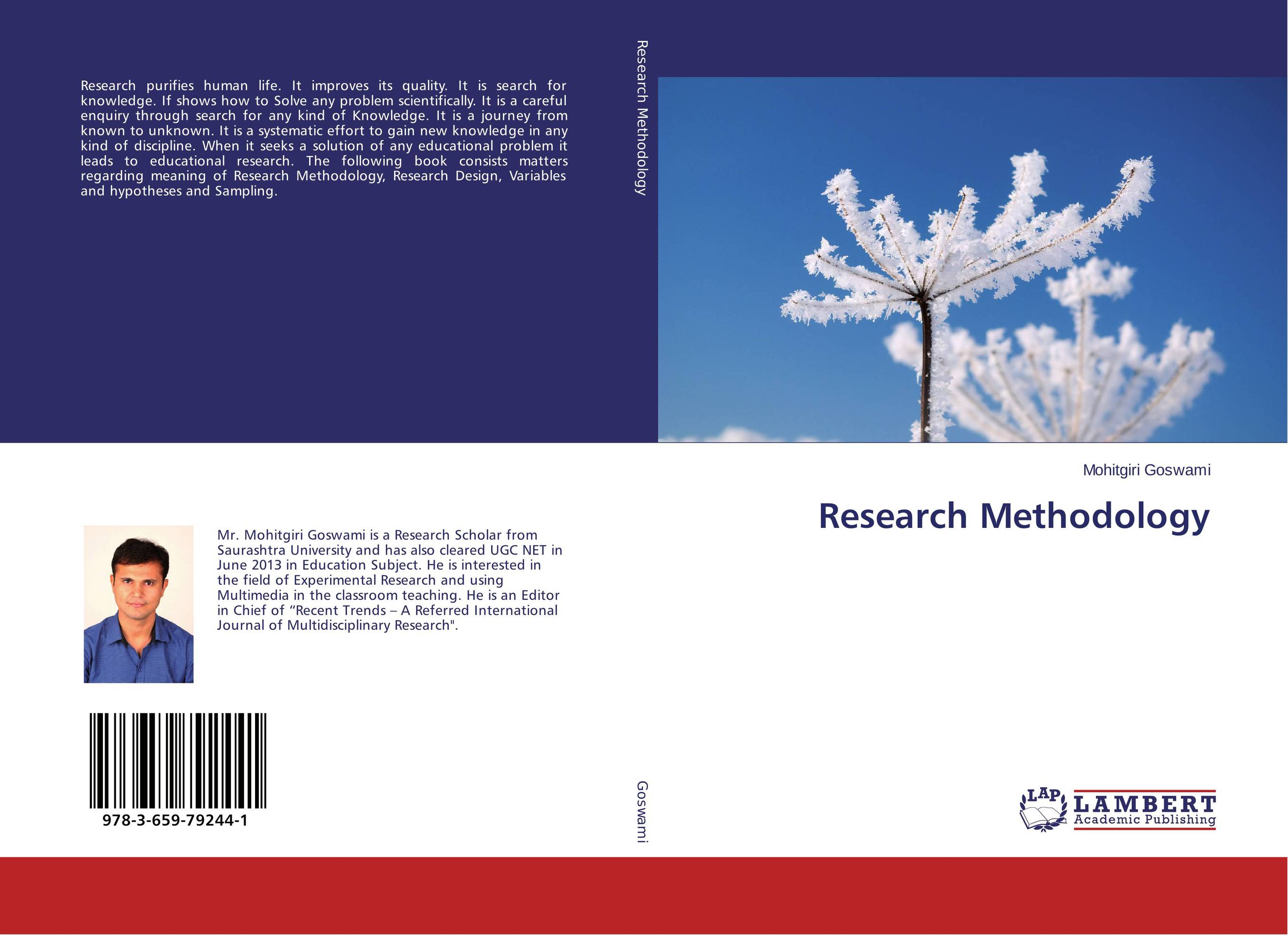 Research Methodology a journey in search of christmas
