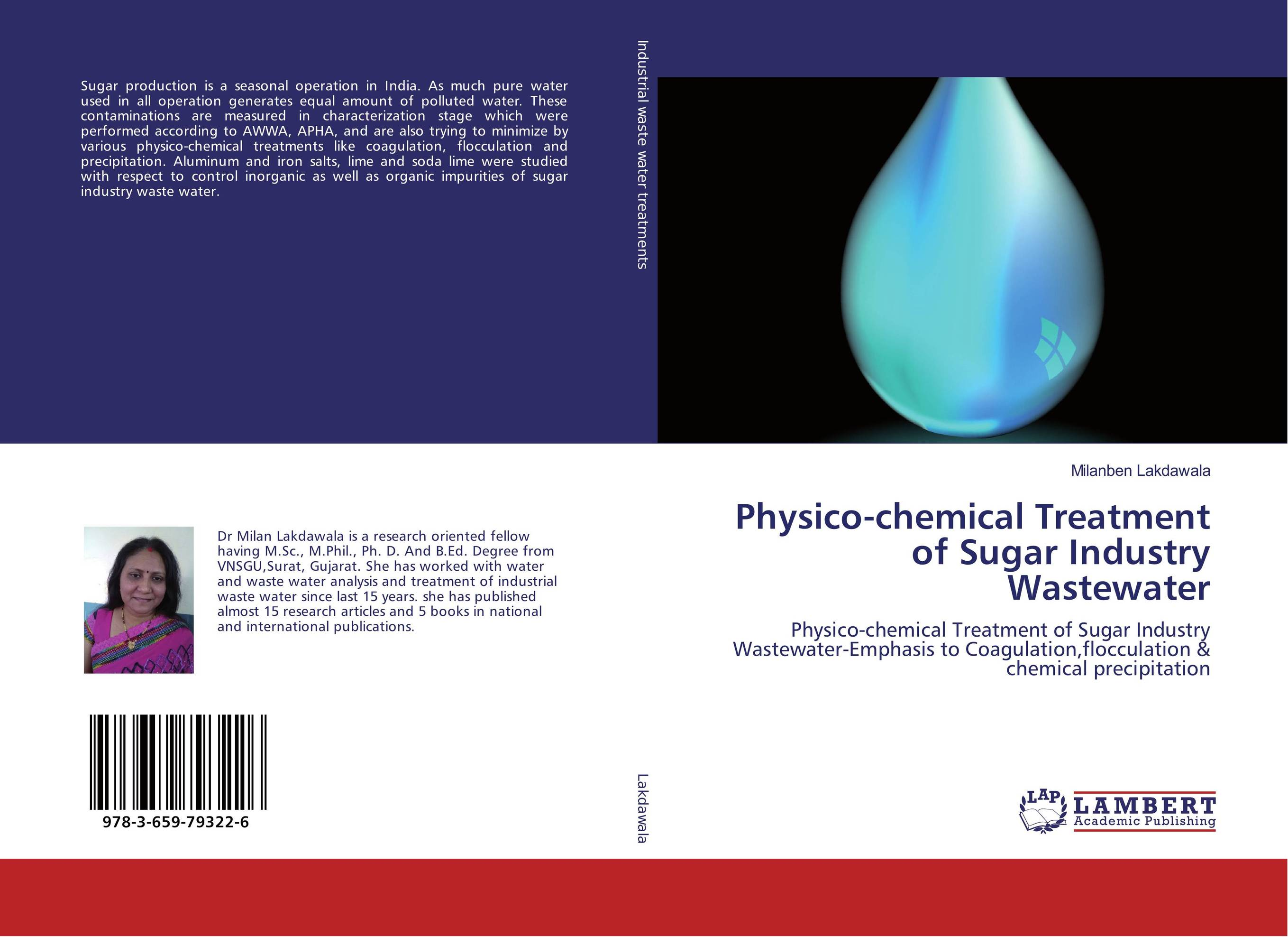 Physico-chemical Treatment of Sugar Industry Wastewater handbook of isolation and characterization of impurities in pharmaceuticals 5
