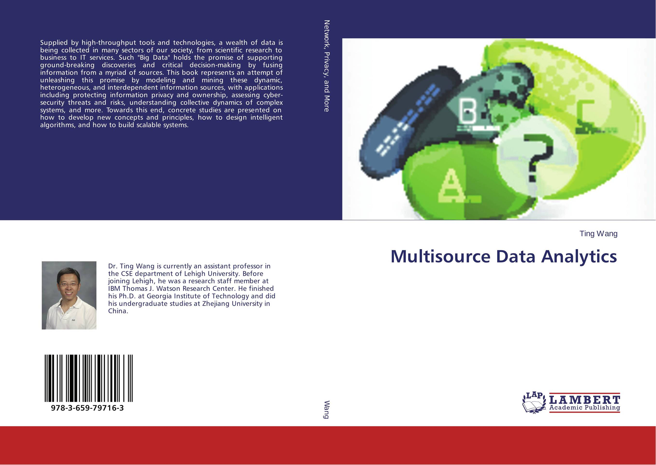 Multisource Data Analytics information sources and services