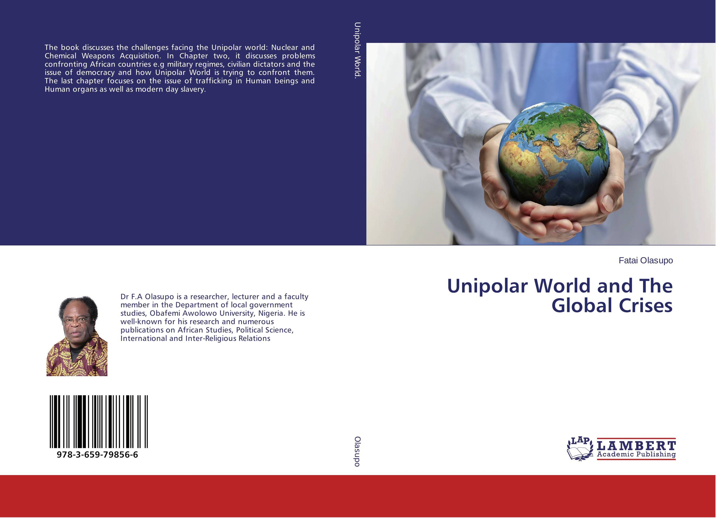 Unipolar World and The Global Crises human trafficking a challenge in ethiopia