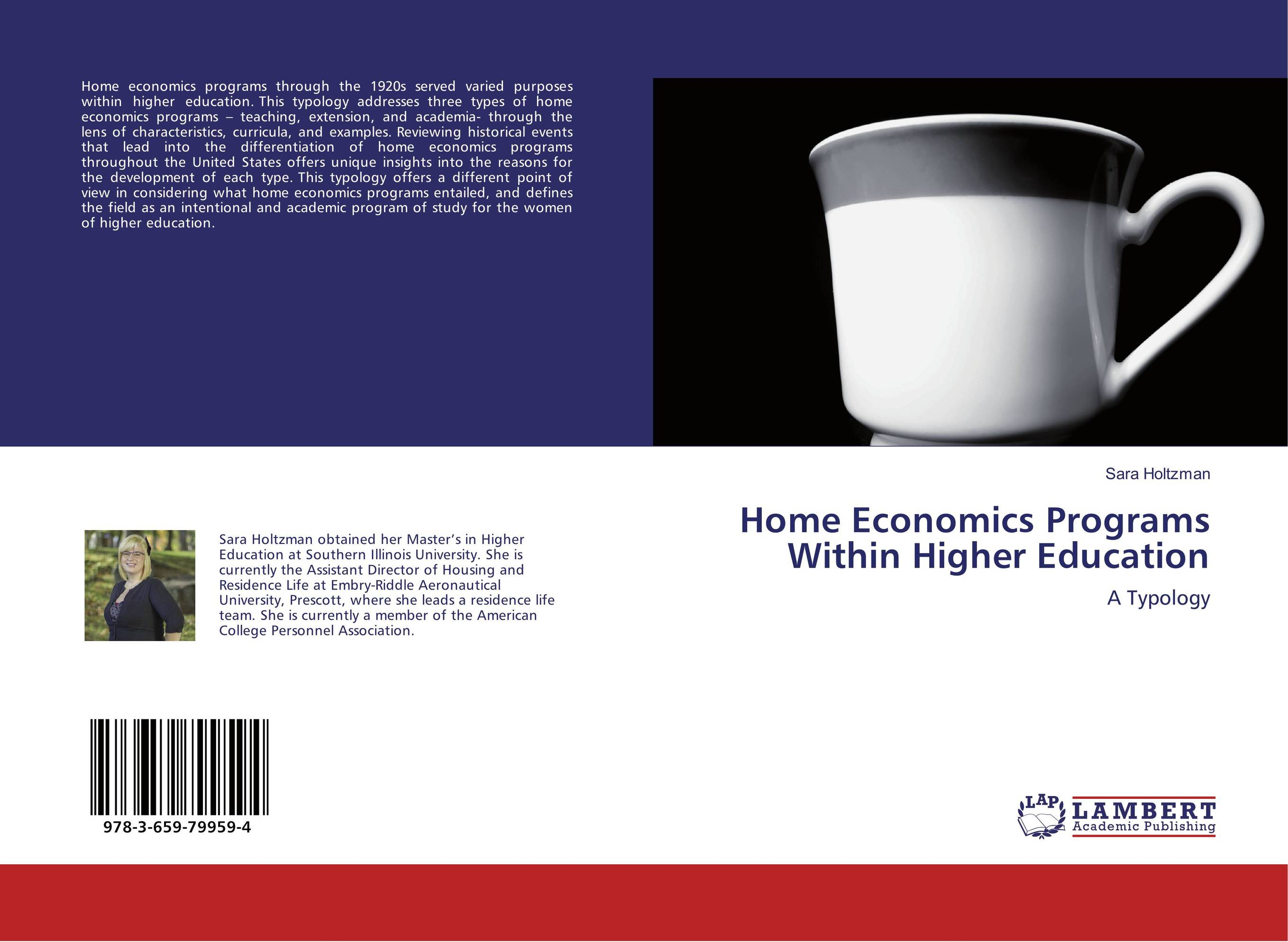Home Economics Programs Within Higher Education home of the gentry