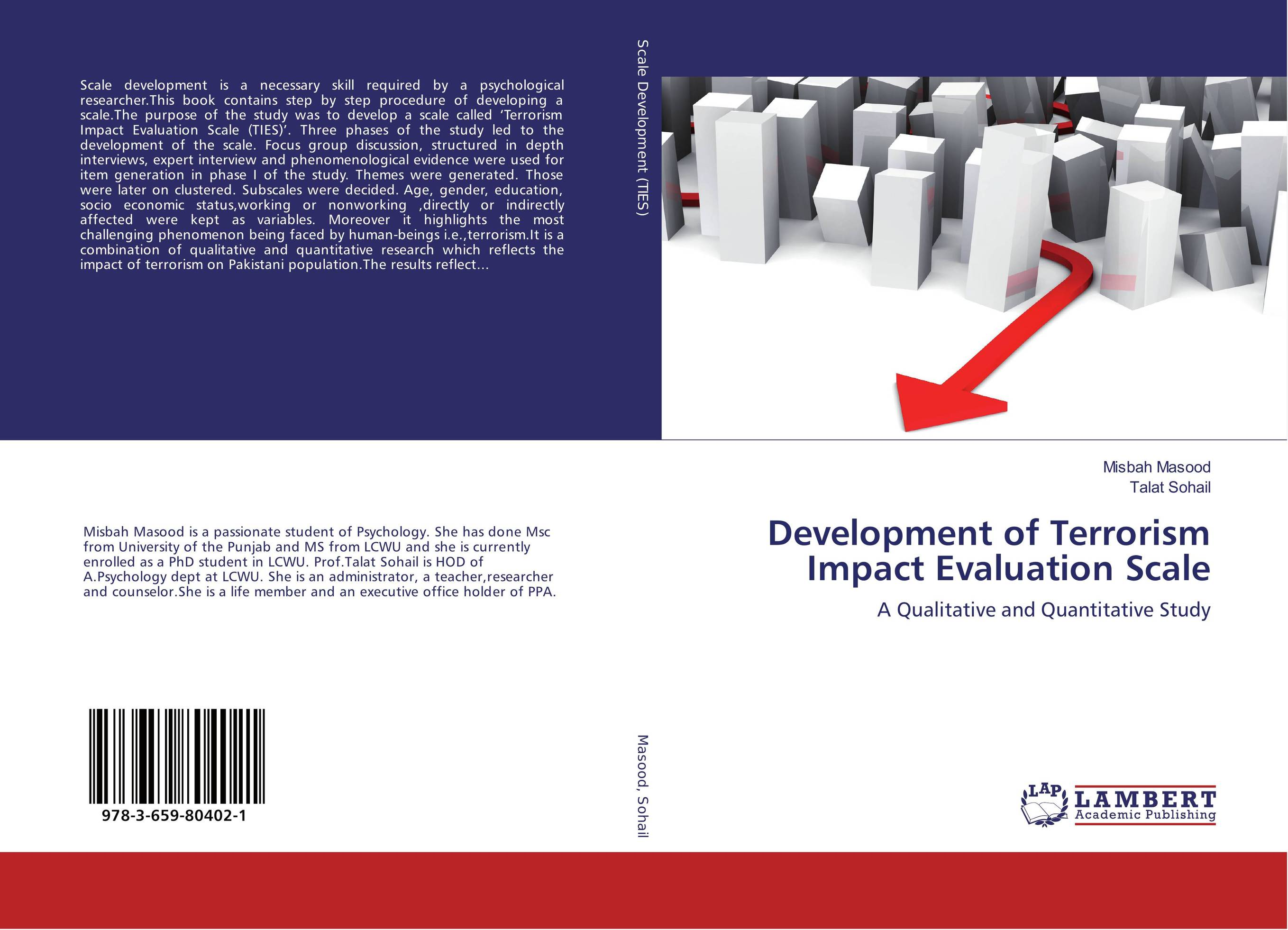 Development of Terrorism Impact Evaluation Scale evaluation of the impact of a mega sporting event
