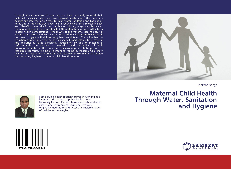 купить Maternal Child Health Through Water, Sanitation and Hygiene по цене 2180 рублей