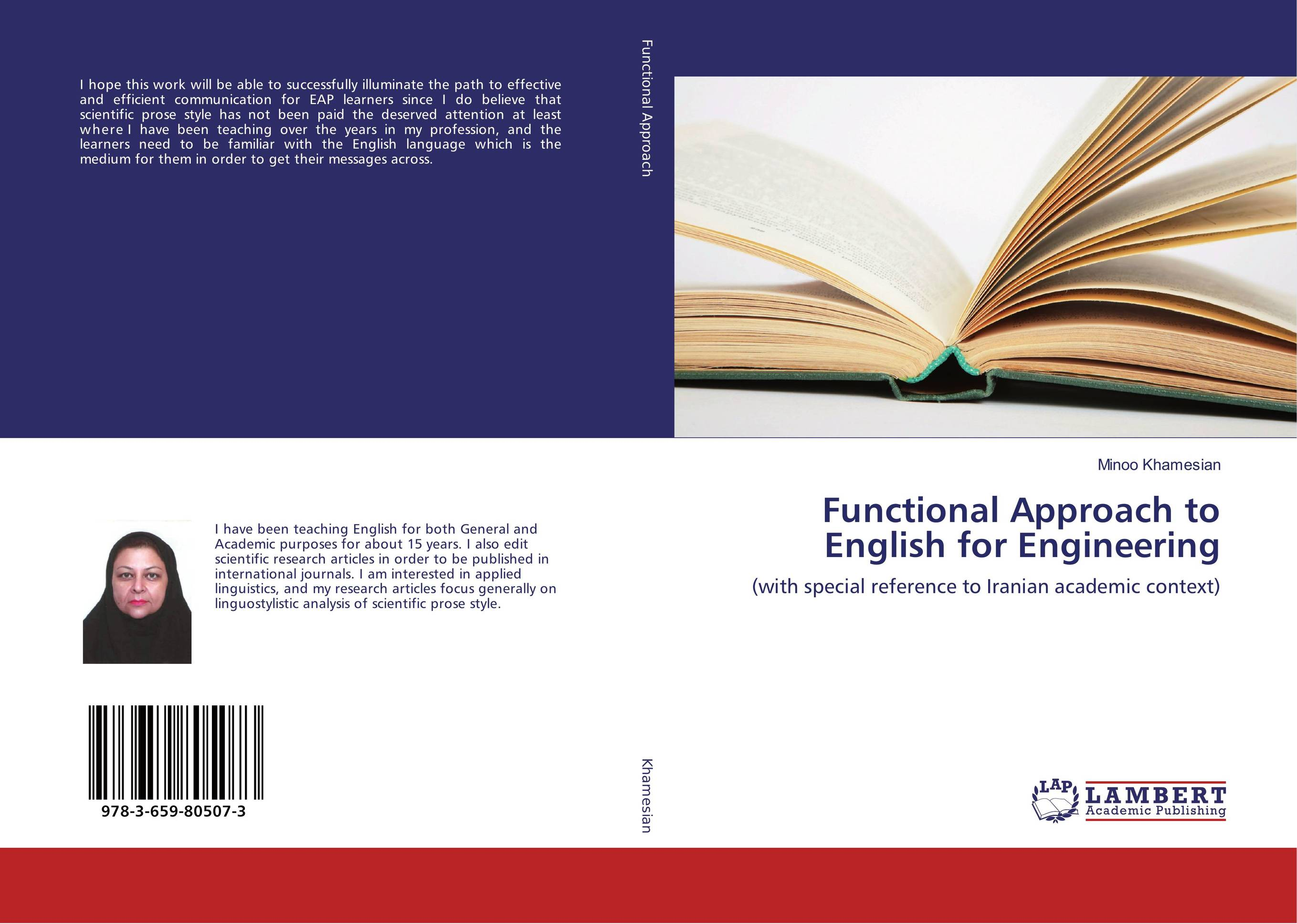 Functional Approach to English for Engineering an easy approach to understand organizational behavior