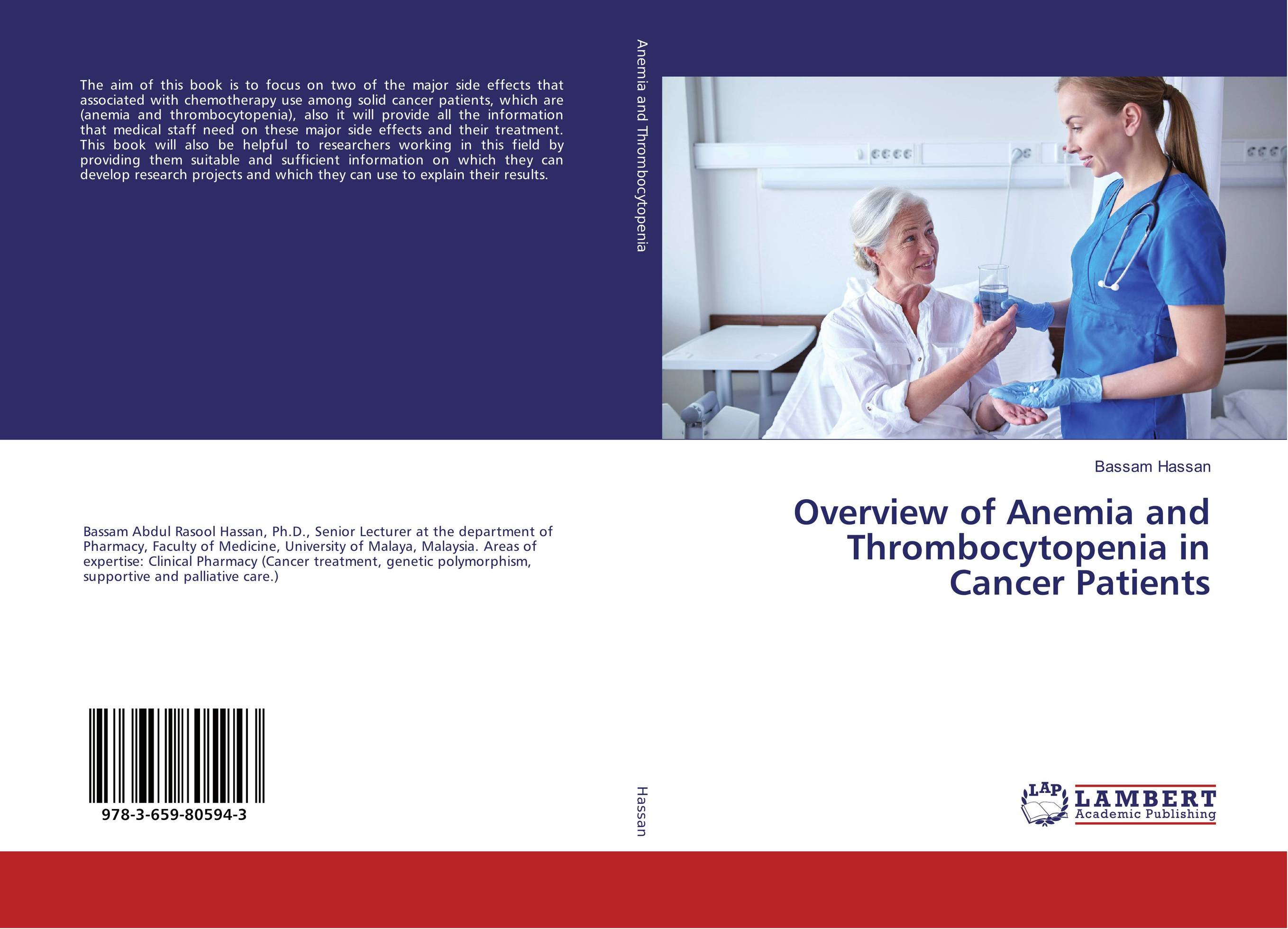 Overview of Anemia and Thrombocytopenia in Cancer Patients цена