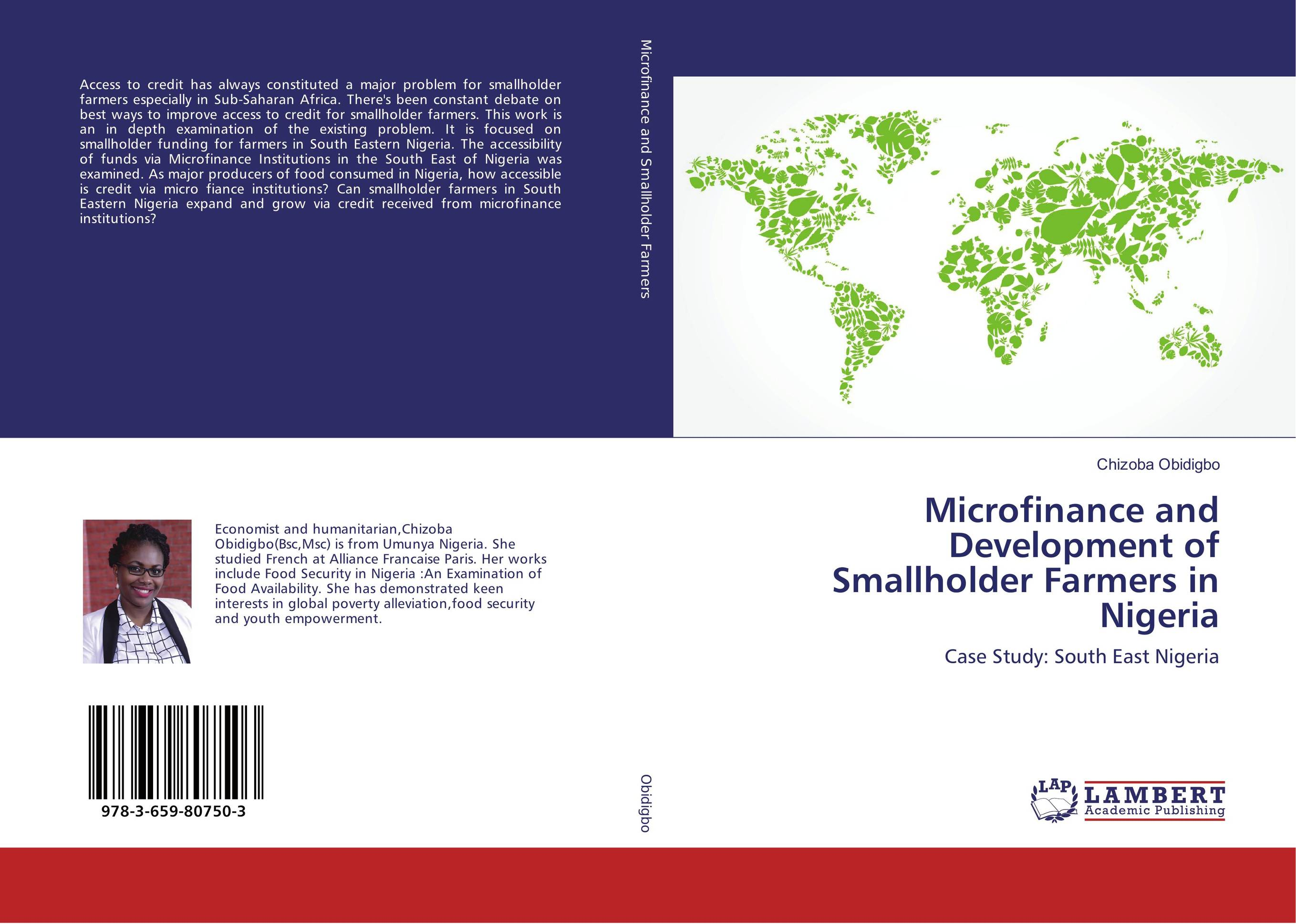 Microfinance and Development of Smallholder Farmers in Nigeria srichander ramaswamy managing credit risk in corporate bond portfolios a practitioner s guide