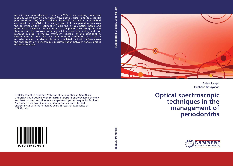 Optical spectroscopic techniques in the management of periodontitis infrared allergic rhinitis treatment machine hay fever chronic rhinitis laser therapeutic apparatus